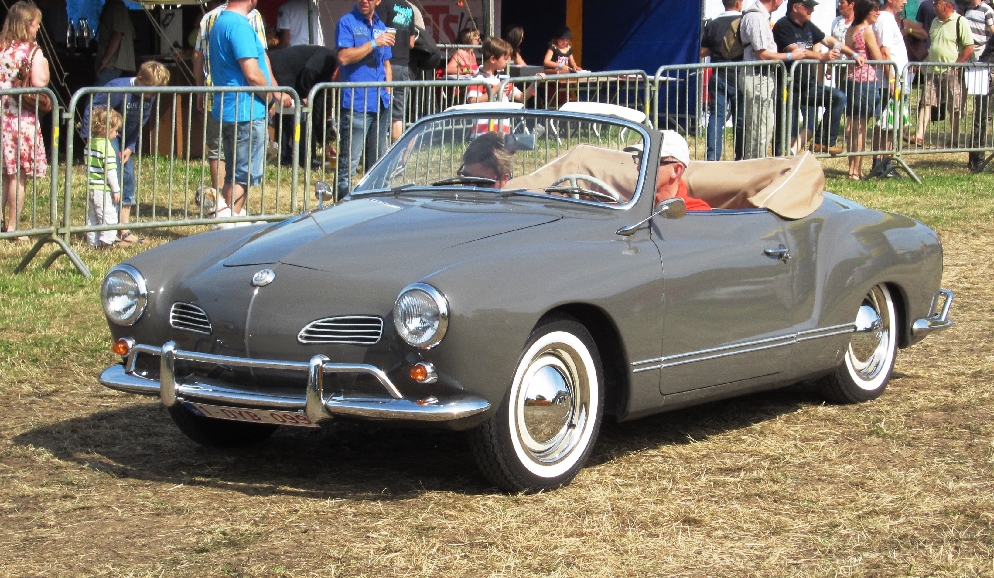 file vw karmann ghia typ 14 cabriolet in. Black Bedroom Furniture Sets. Home Design Ideas