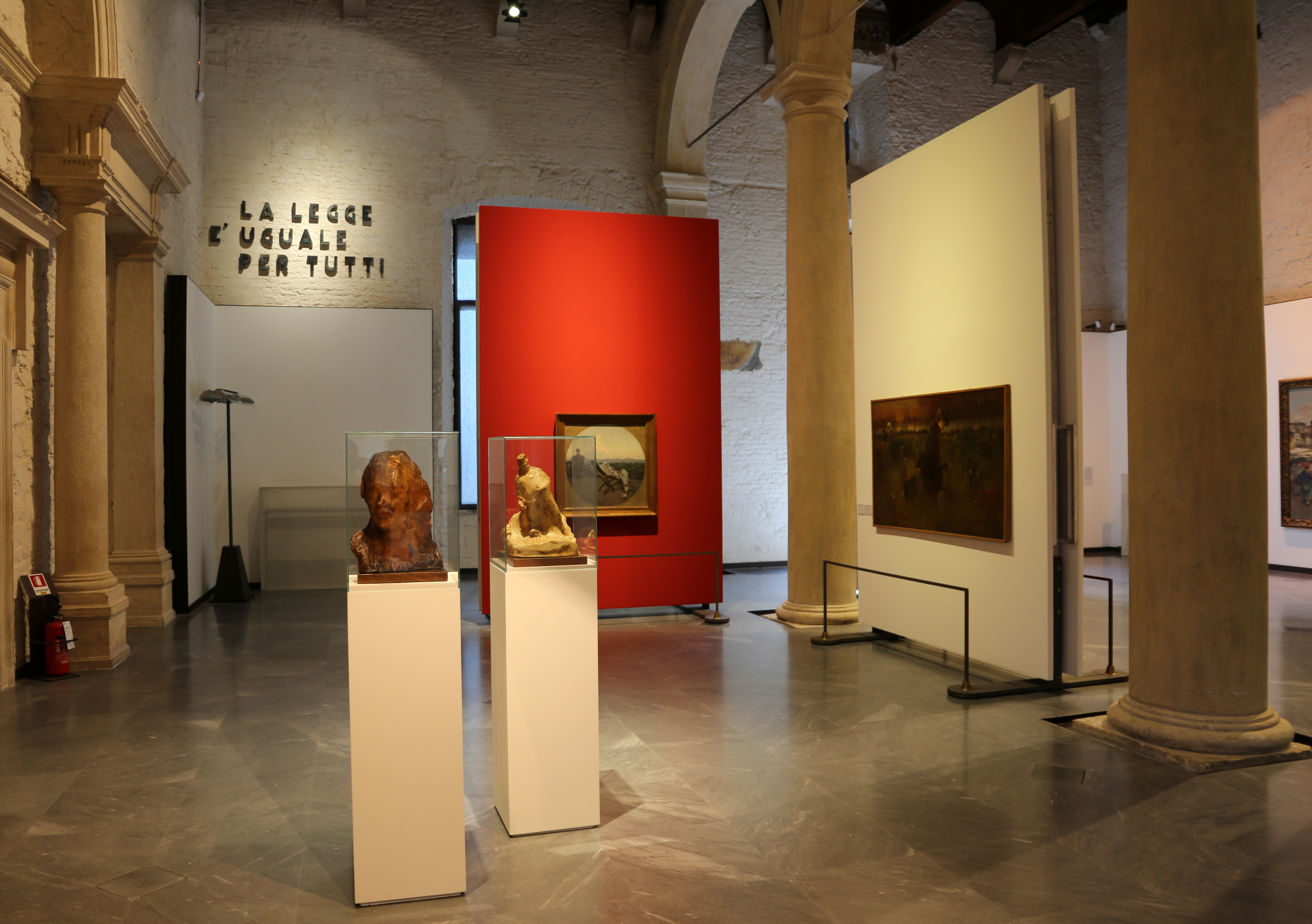 Design Per Tutti Com file:verona, galleria d'arte moderna, interno 02