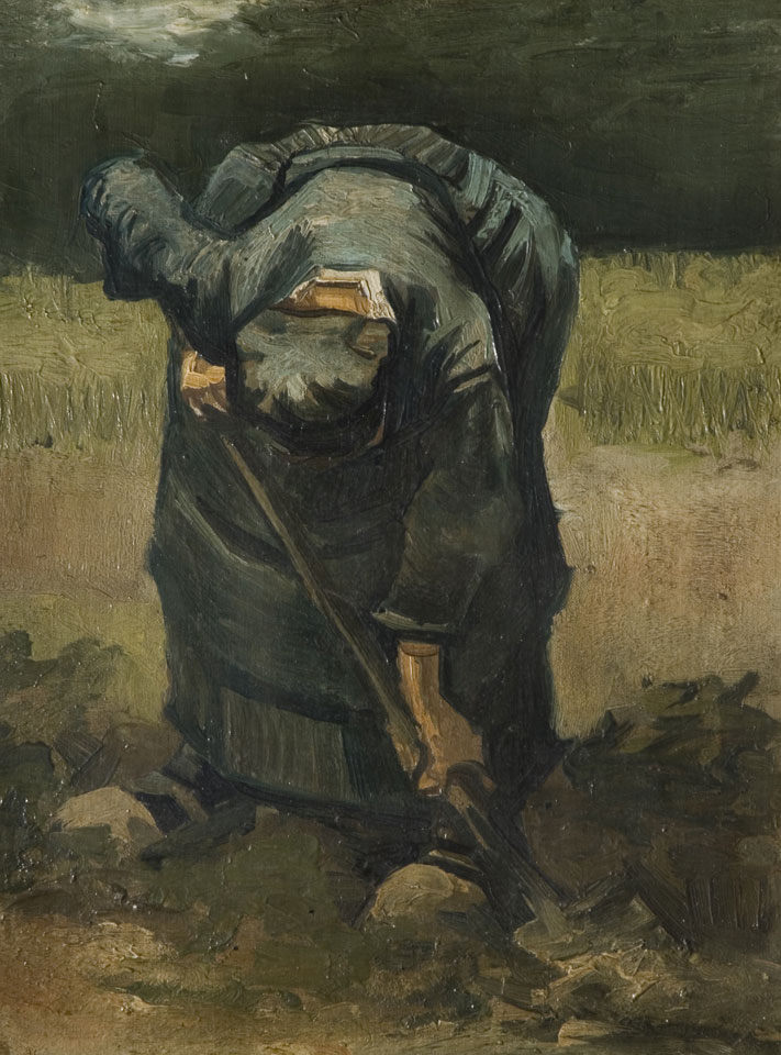 Vincent van Gogh - Bäuerin beim Umgraben2.jpg