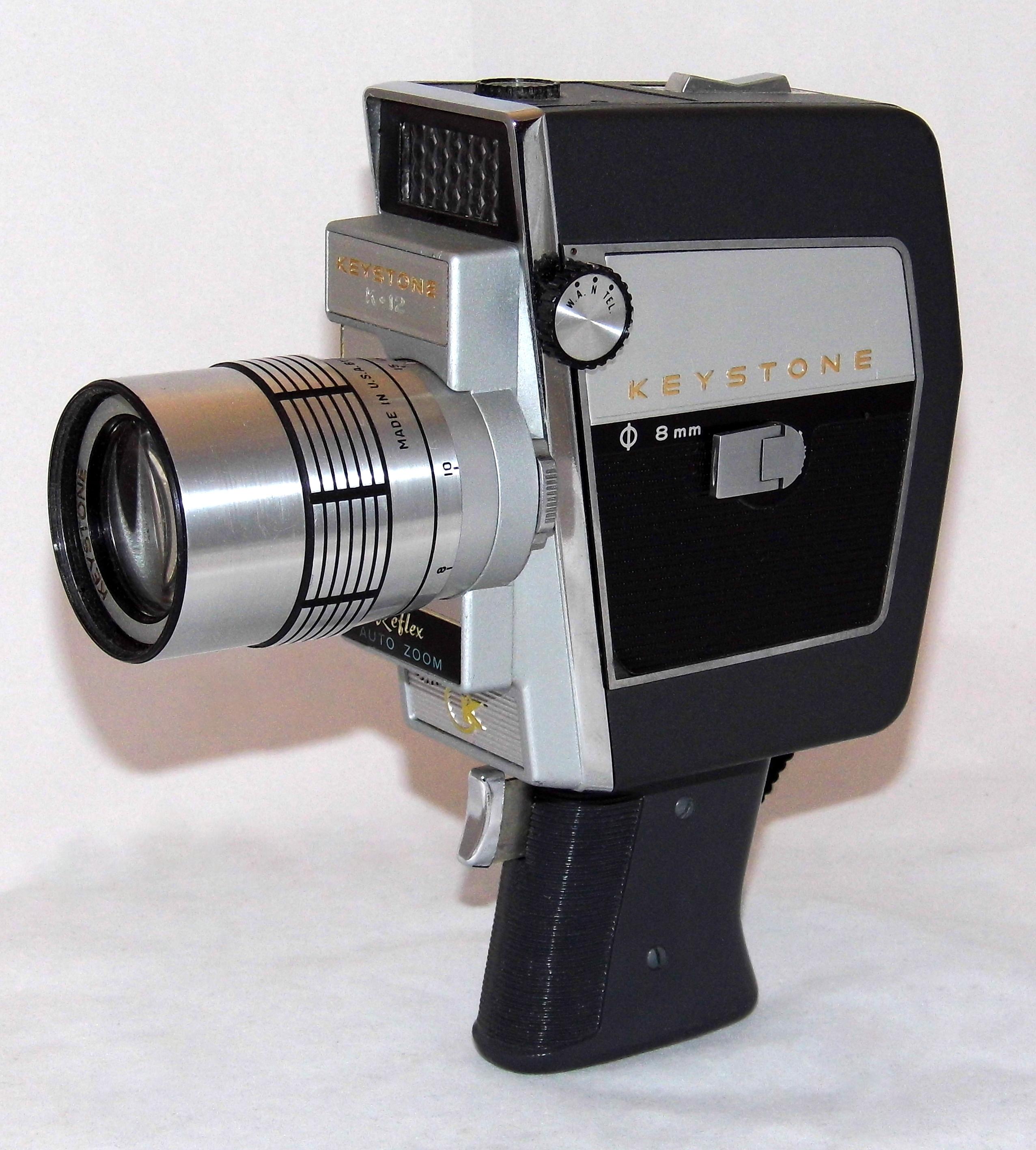 8Mm Vintage Camera file:vintage keystone 8mm reflex auto zoom movie camera