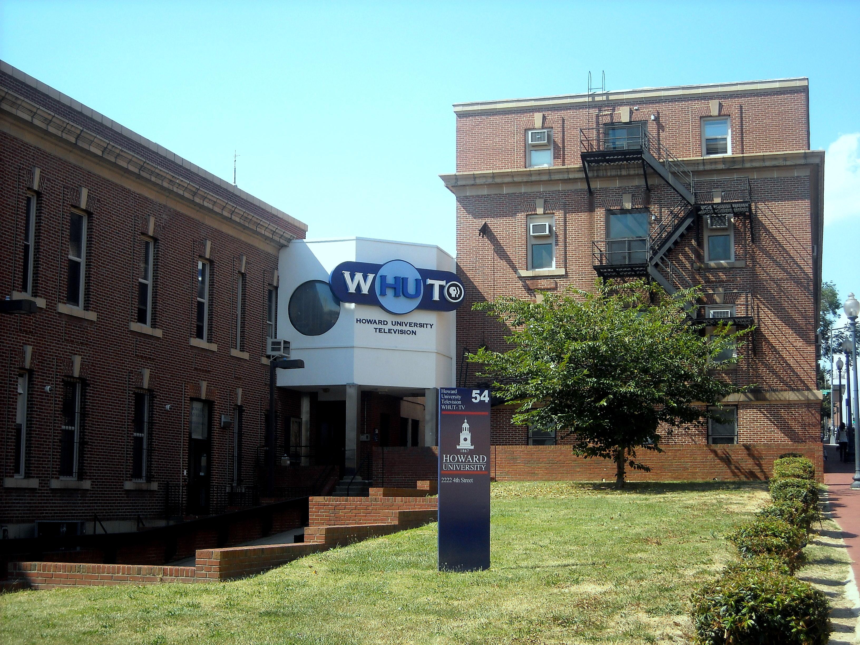Description WHUT-TV, Howard University.jpg