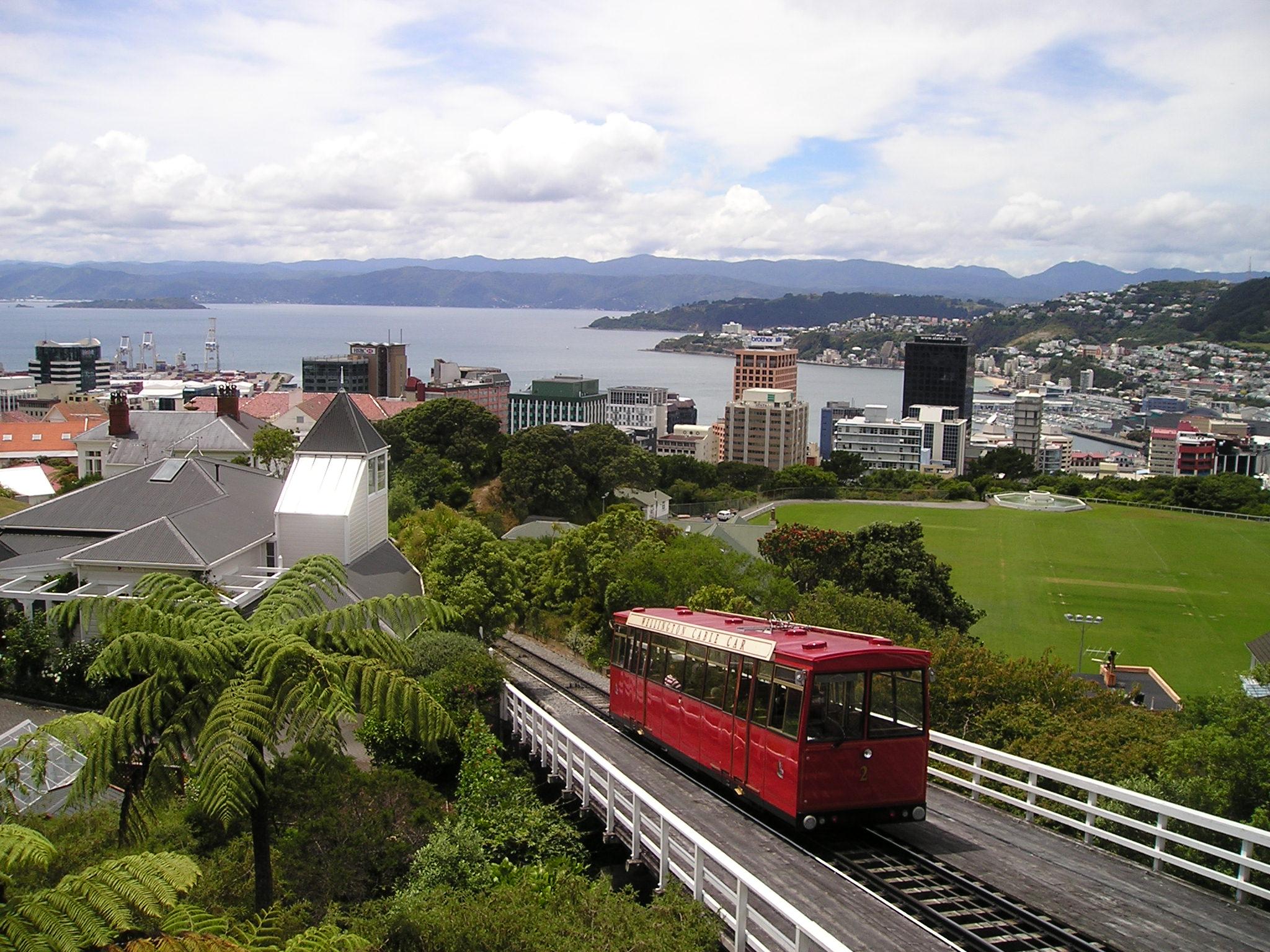 Nowa Zelandia Strzelanina Wikipedia: File:Wellington Cable Car (public Domain).jpg