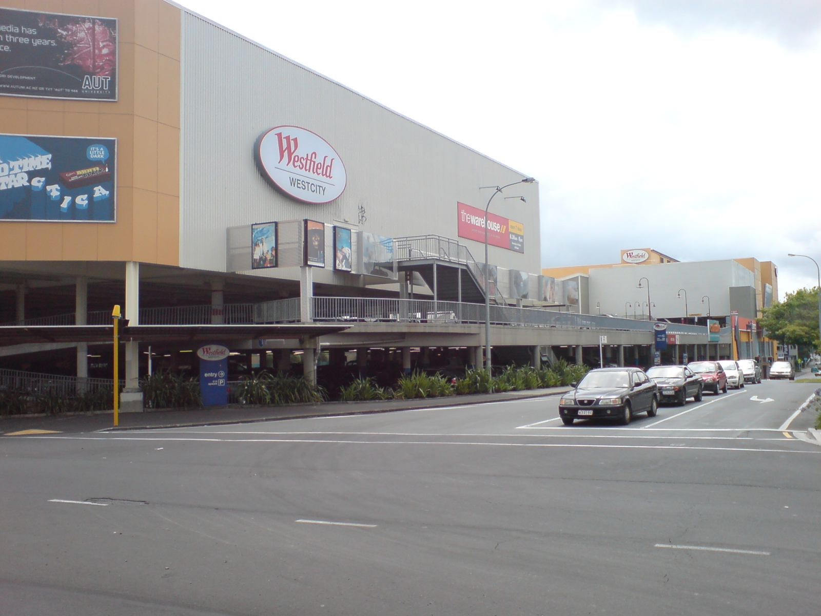 Westfield Mall West Covina Food Court
