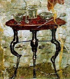 File:Wooden Table from Herculaneum Fresco.jpg