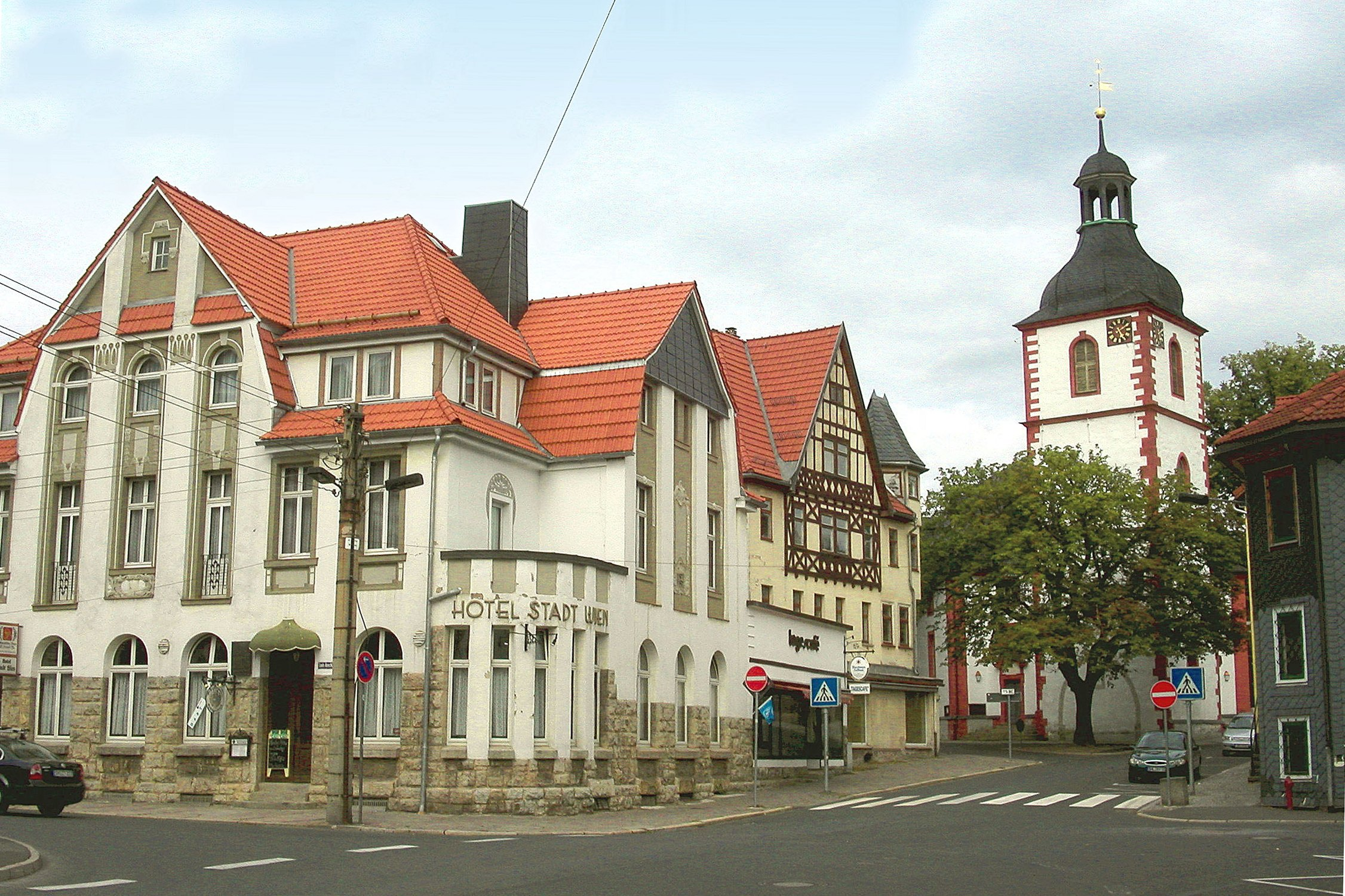 Hotel In Wien  Bezirk