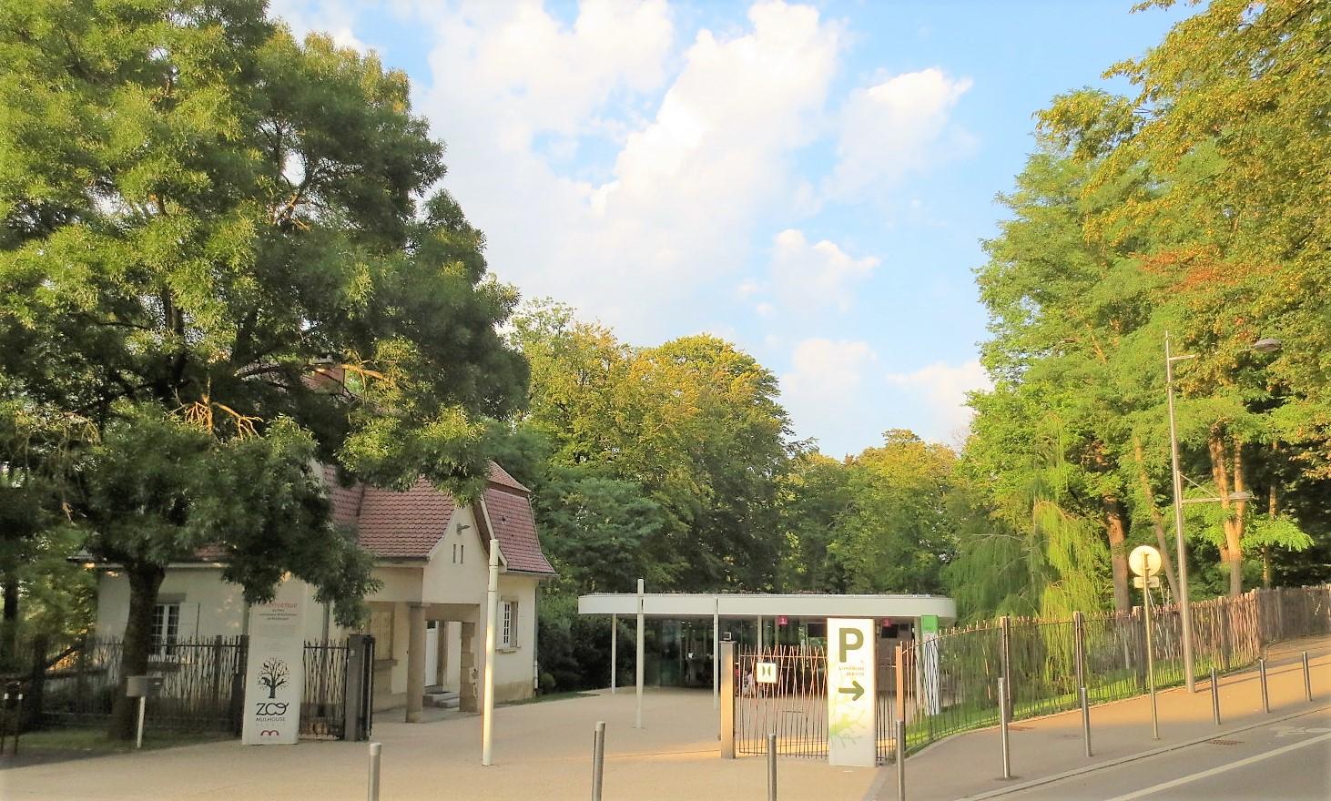parc zoologique et botanique de mulhouse wikip dia. Black Bedroom Furniture Sets. Home Design Ideas