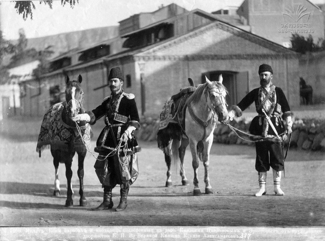 Карабахская лошадь и иноходец.jpg