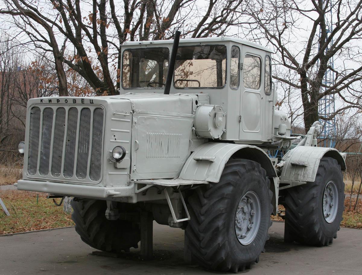 трактор К700 Кировец технические характеристики, габариты