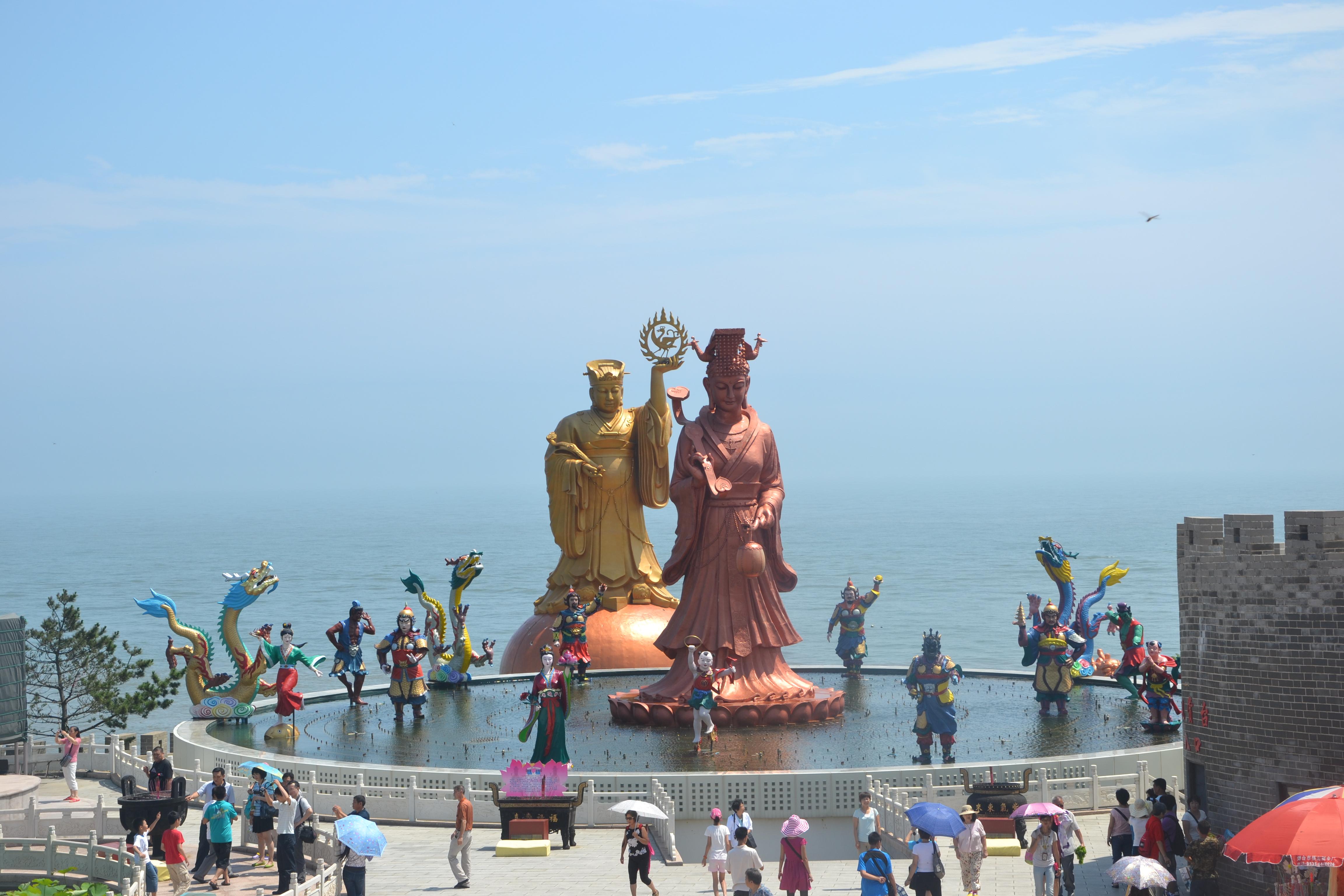 Chinese gods and immortals - Wikipedia