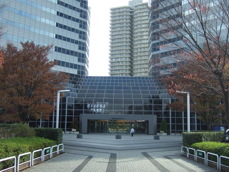 File:新川崎三井ビル - panoramio.jpg