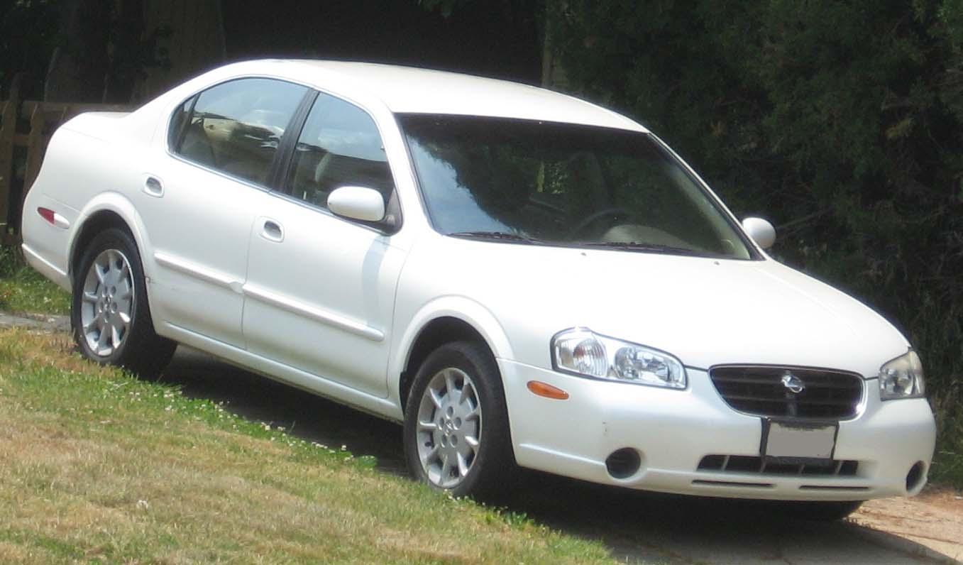 File:00-01 Nissan Maxima 2.jpg - Wikimedia Commons