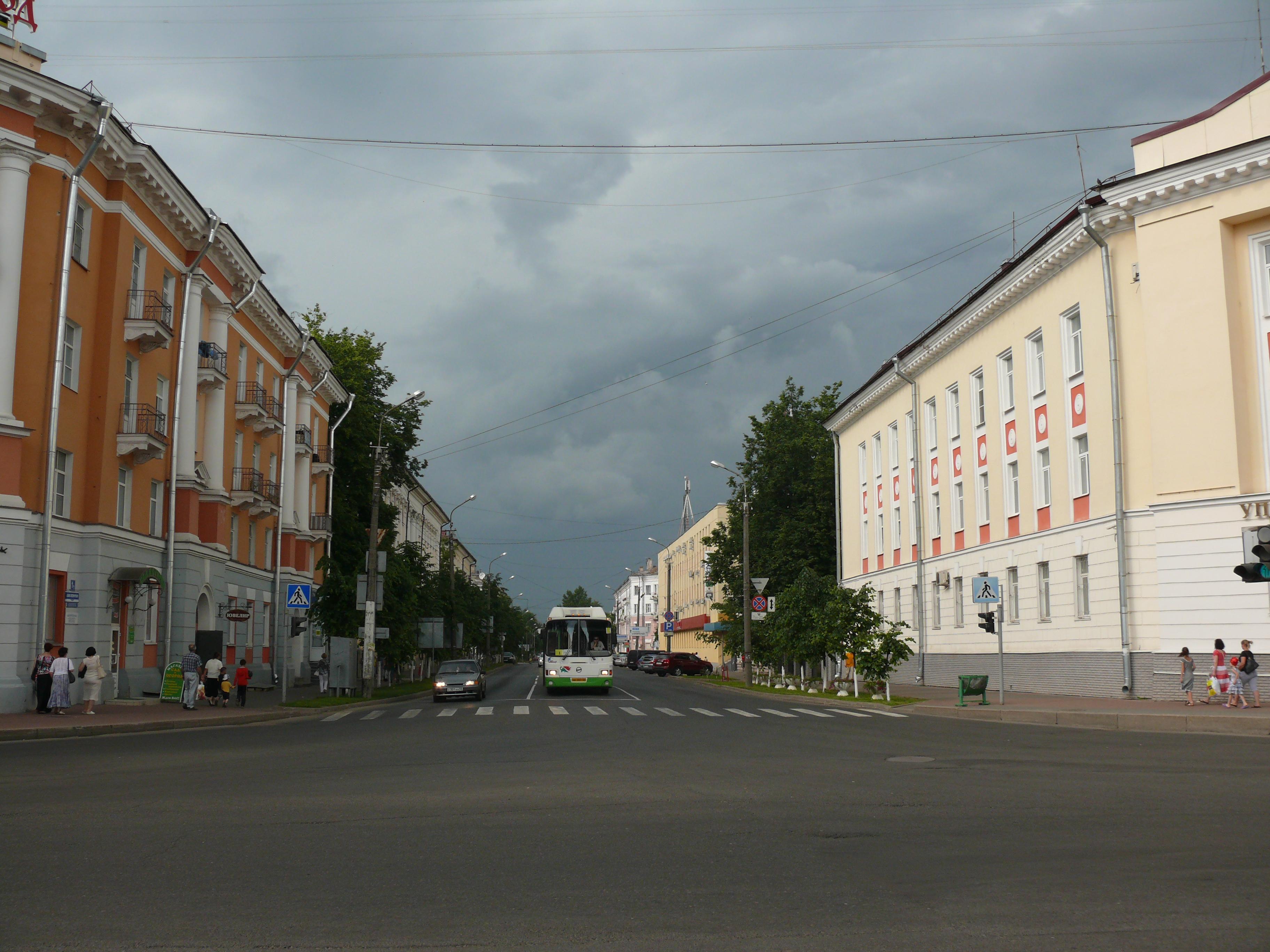 8095e3a30bb8c Большая Санкт-Петербургская улица — Википедия
