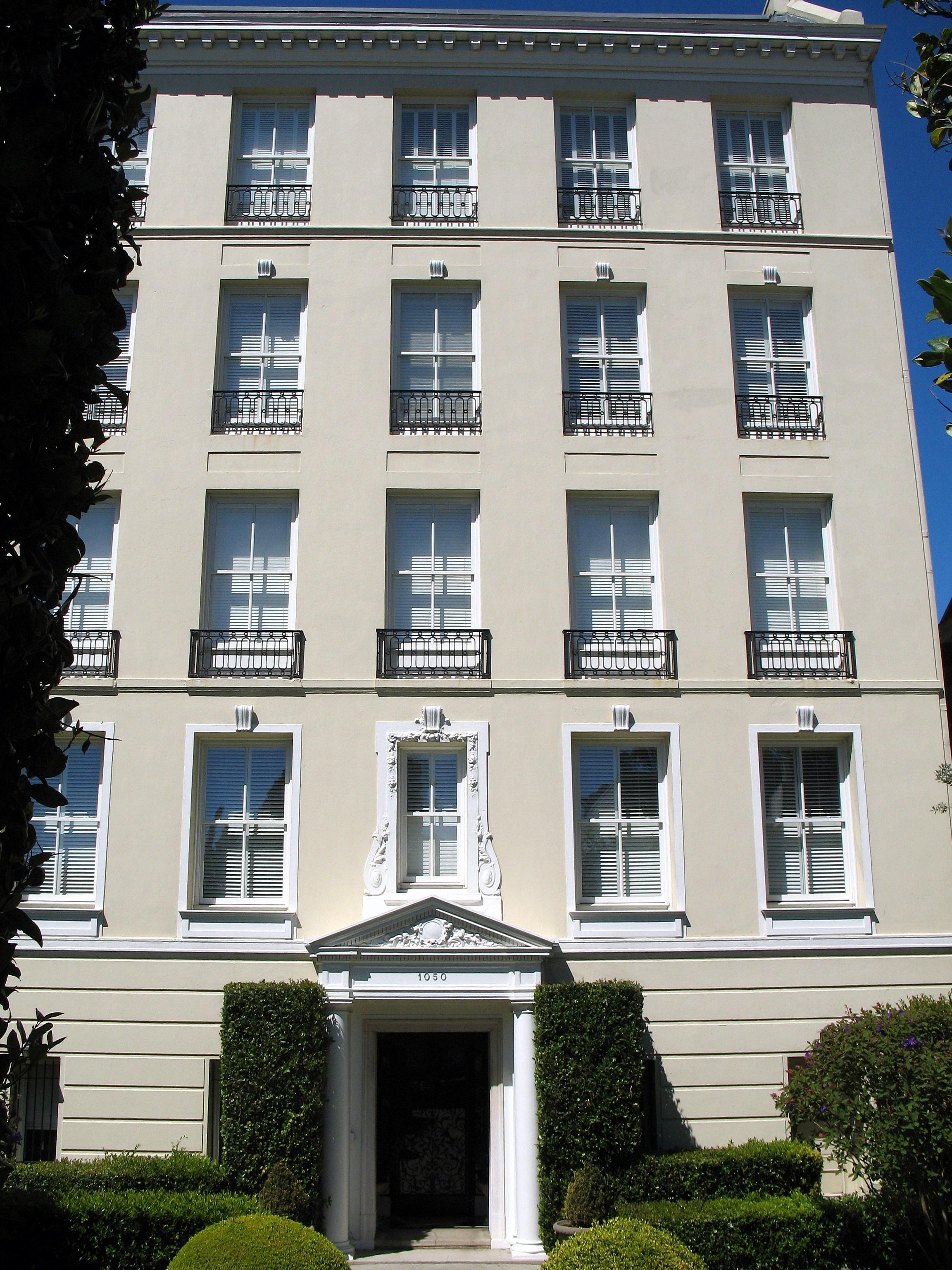 file 1050 green st russian hill paris block architectural district