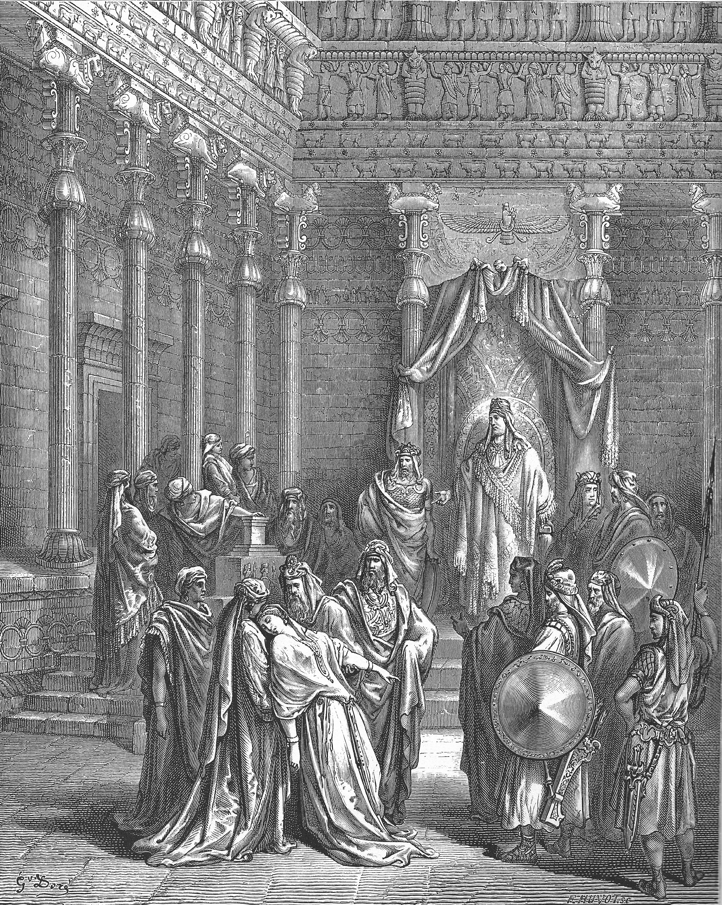115.Esther Before the King.jpg