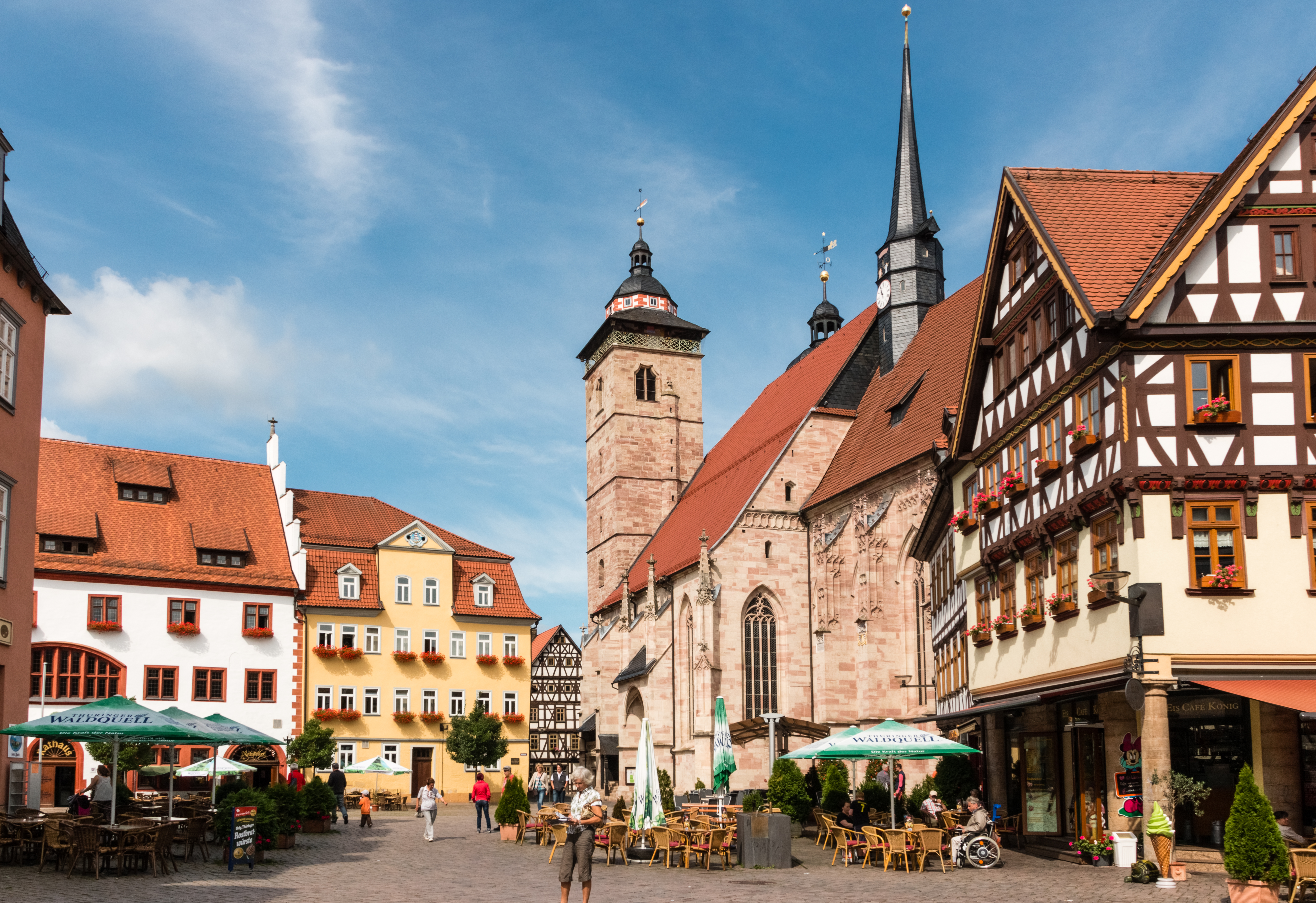 Whs Leipzig intinerary ideas for central germany rick steves travel forum