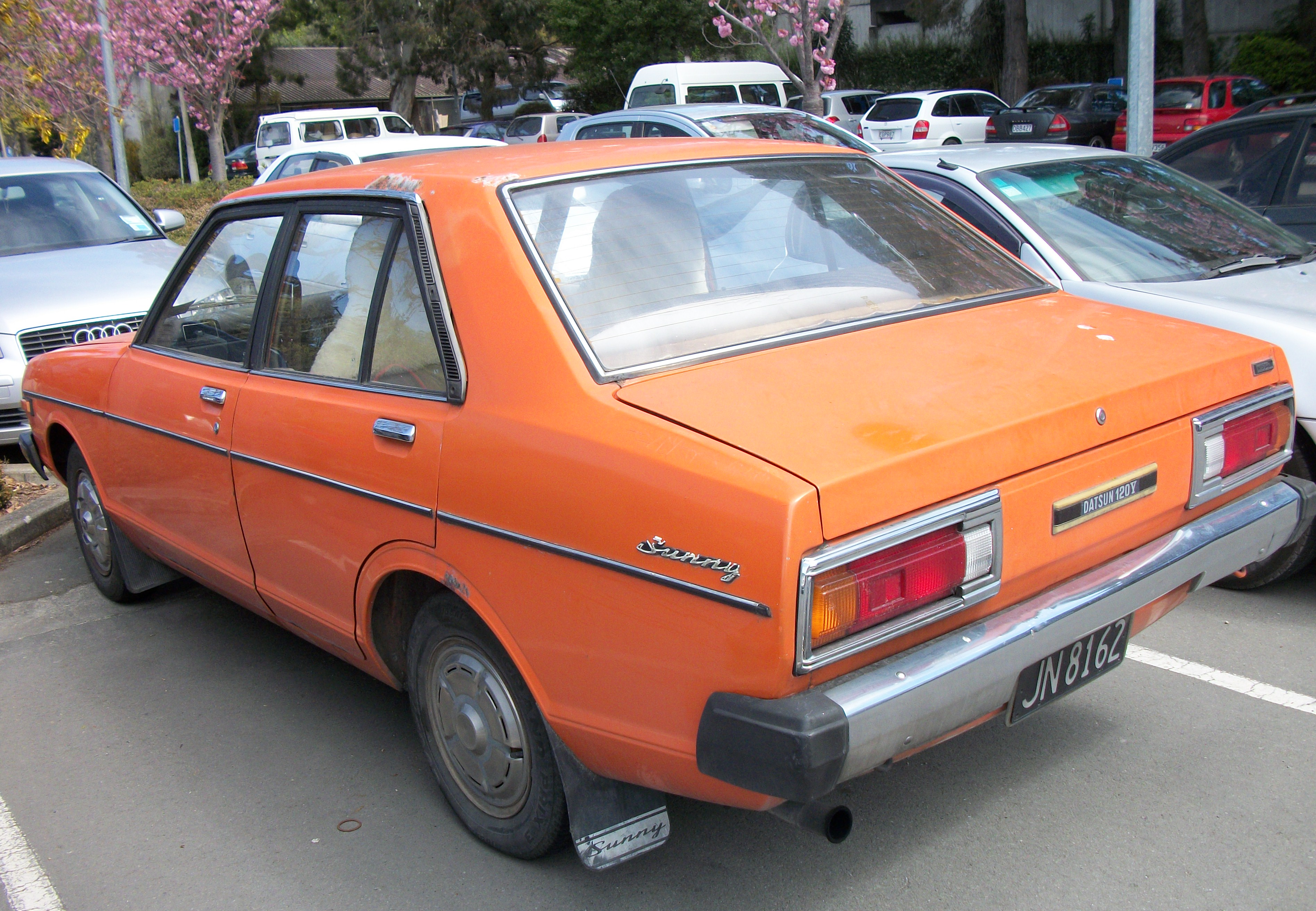 File 1980 datsun 120y sunny 6268205789 jpg wikimedia for Original photography for sale