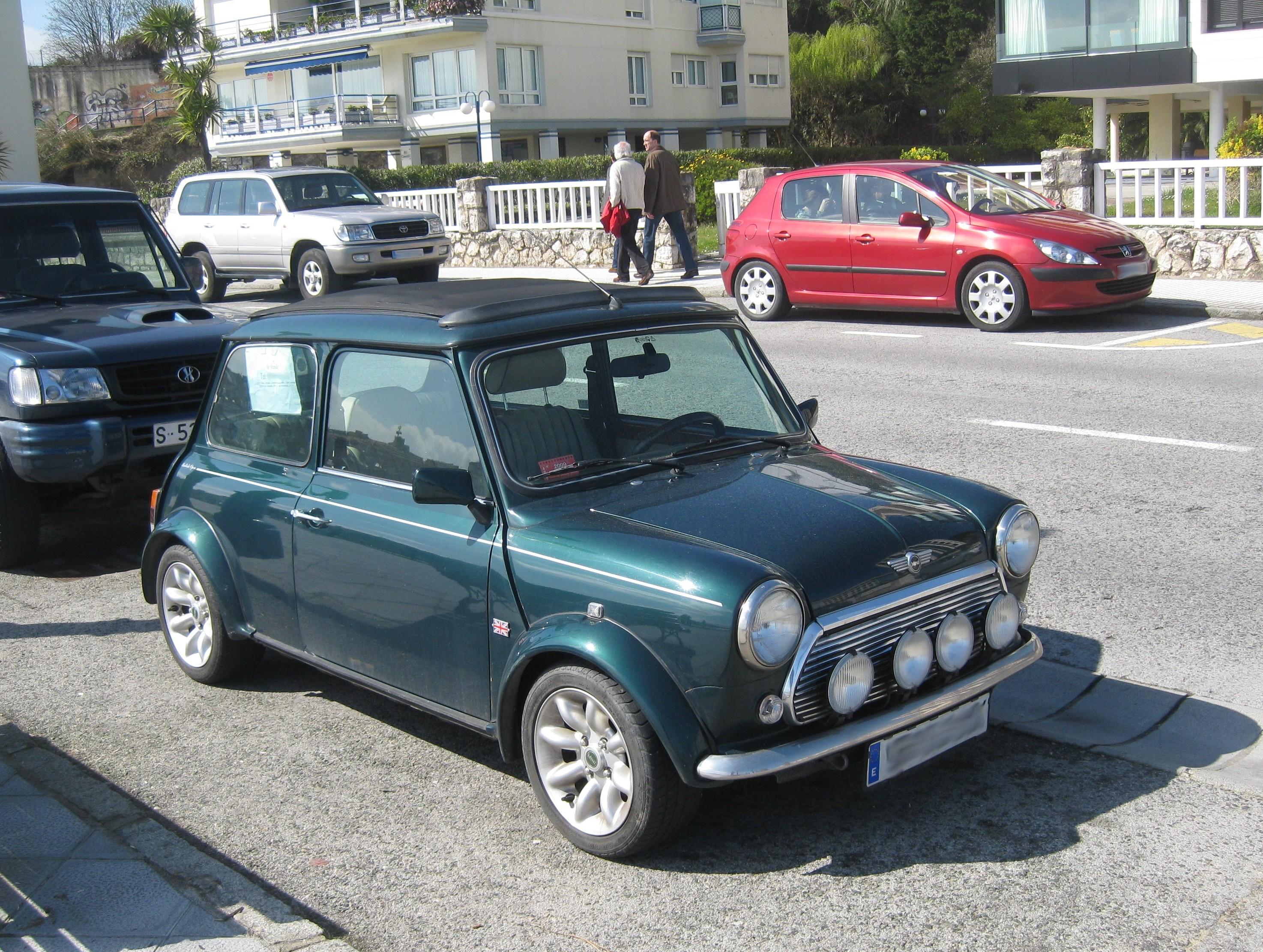 File1999 Rover Mini Cooper British Open Edition 3691257276jpg