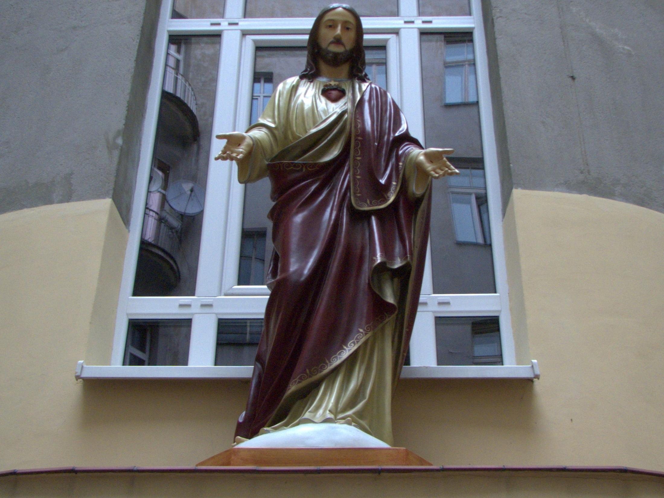 File:2007-07-25 Figurka Jezusa Chrystusa nad Kaplicą