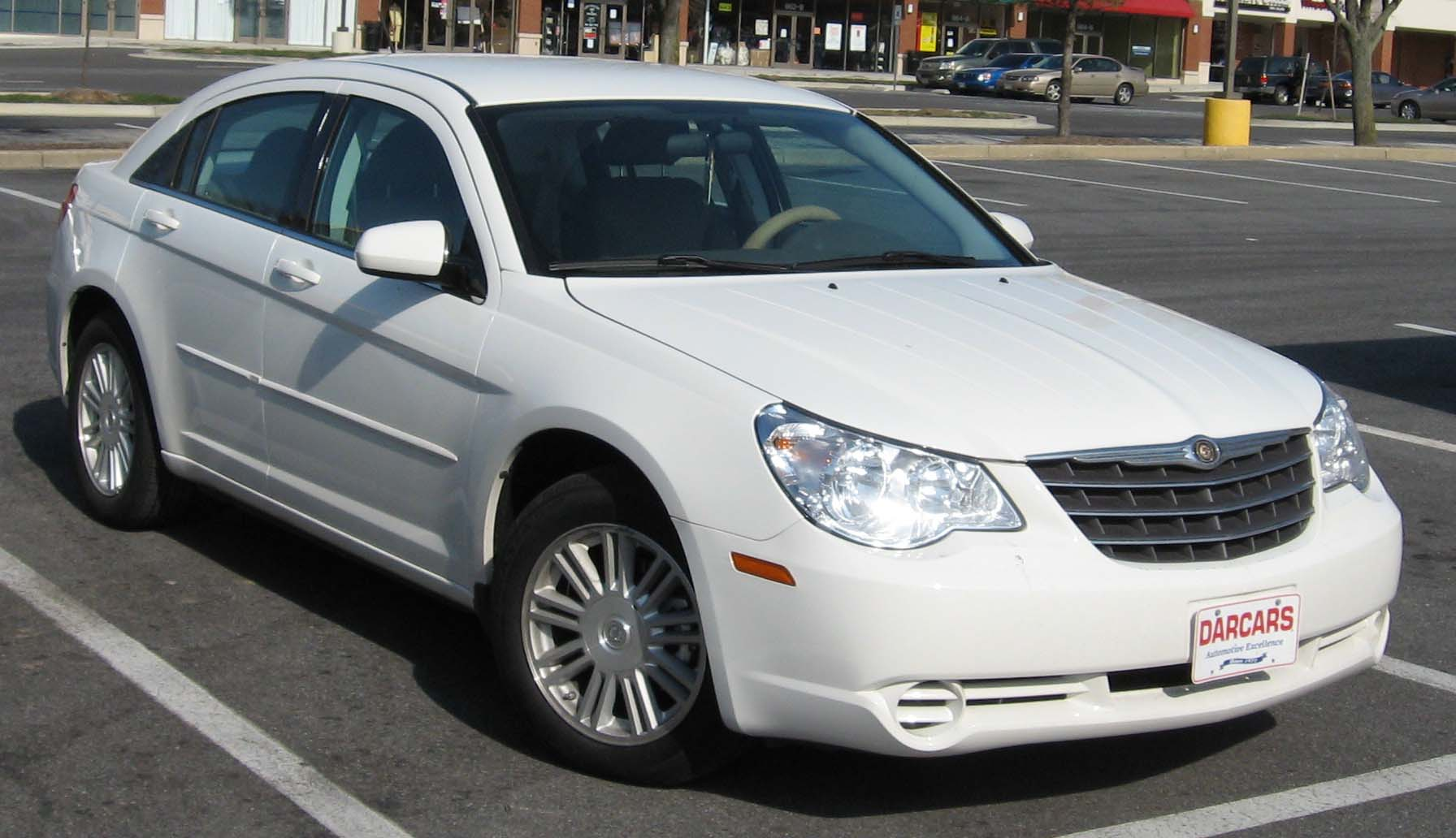 file 2007 chrysler sebring wikimedia commons. Cars Review. Best American Auto & Cars Review