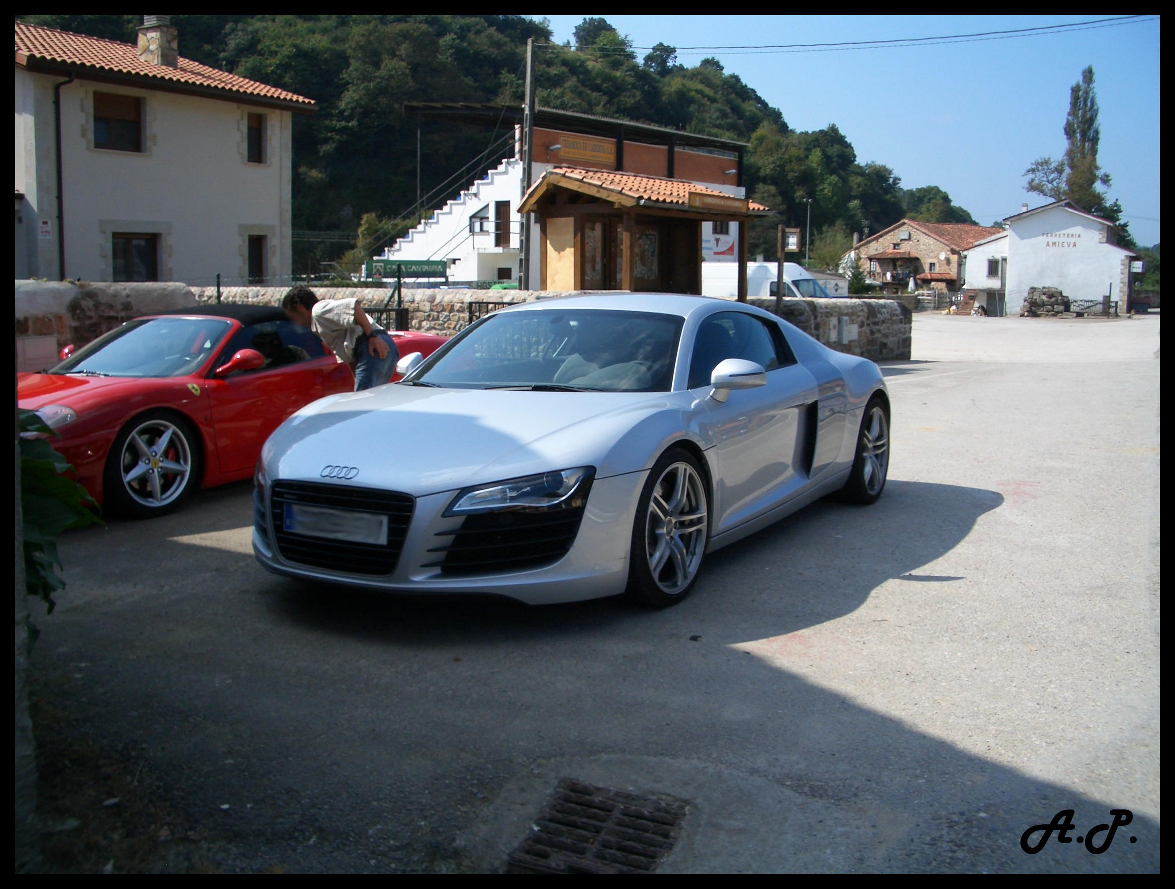 File2007 Audi R8 Typ 42 3727016184jpg  Wikimedia Commons