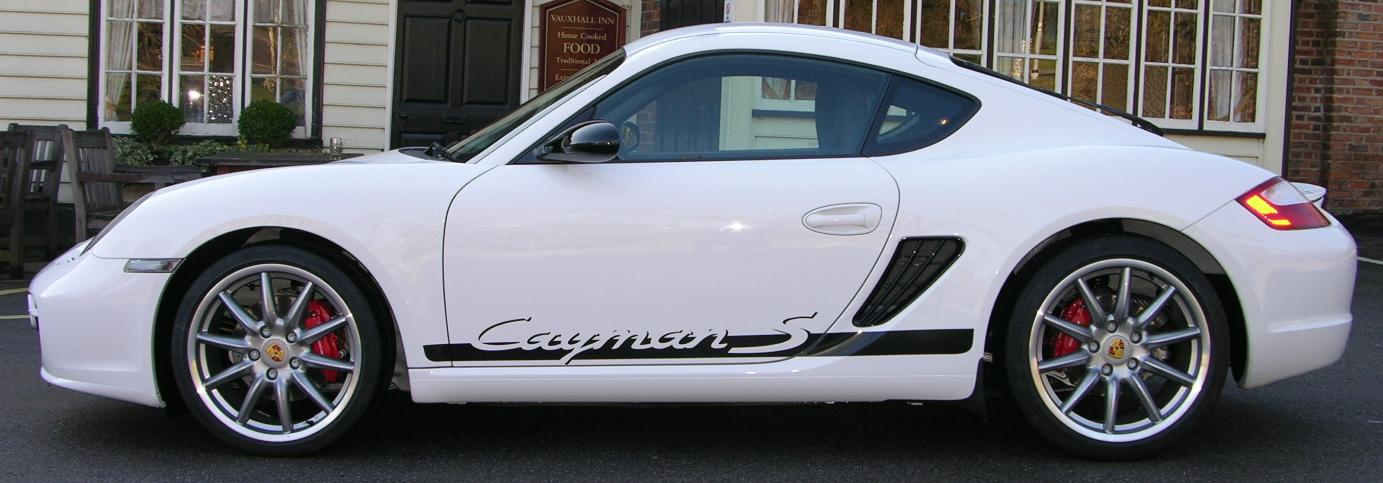 File:2008 Porsche Cayman S Sport Limited Edition - Flickr - The Car ...