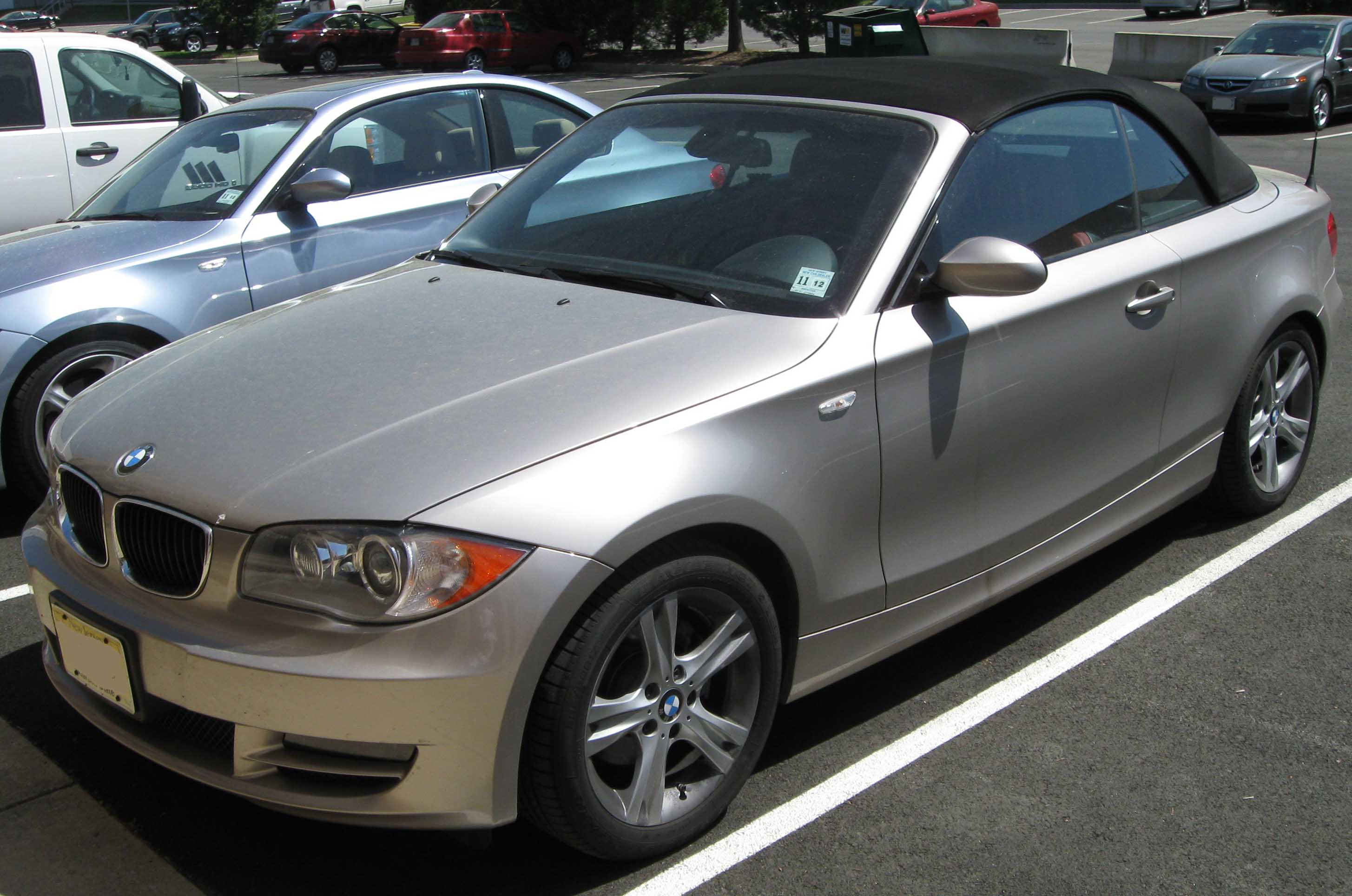 File 2009 Bmw 128i Convertible Jpg