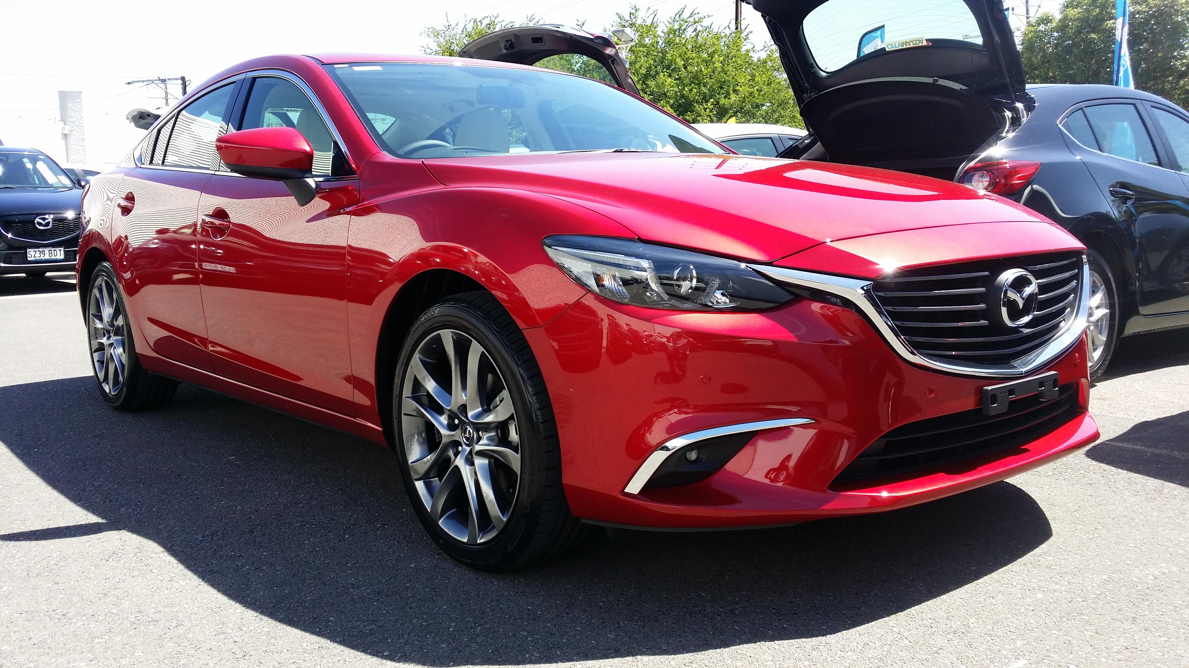 Mazda 2015 File Gt Soul Red 16453580115 Jpg 2016 Kia