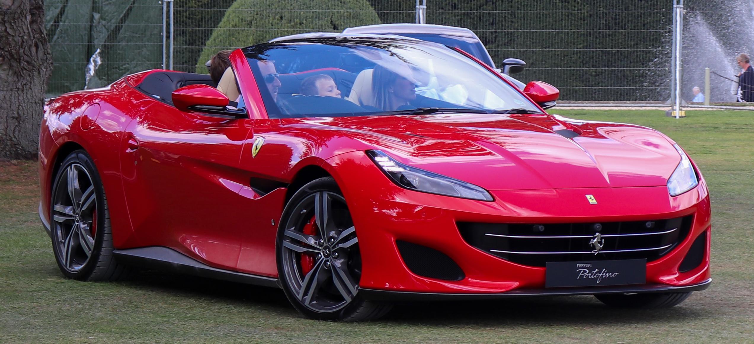 File 2019 Ferrari Portofino 2 Jpg Wikimedia Commons