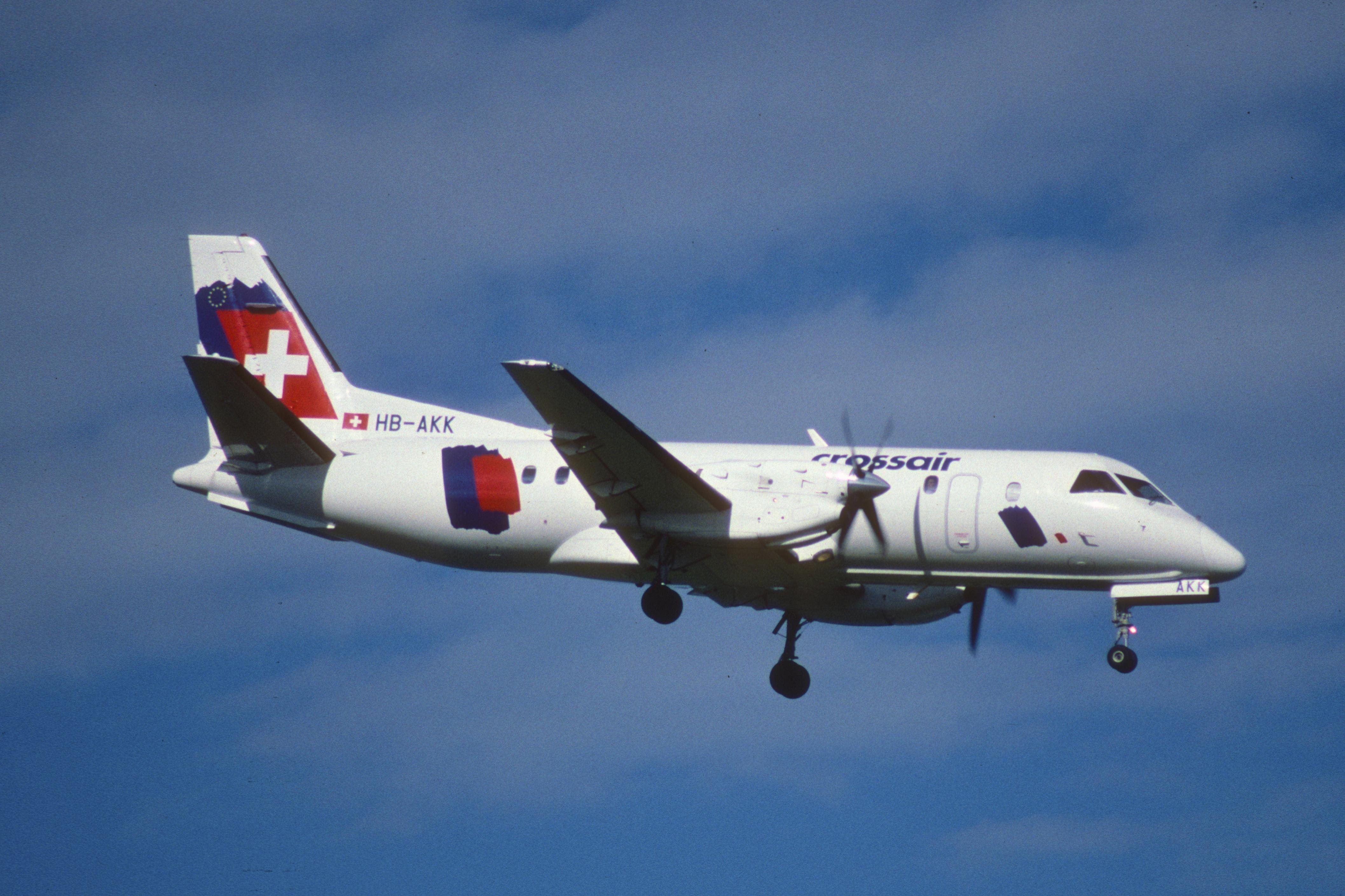 Crossair Flight 498 - Wikipedia