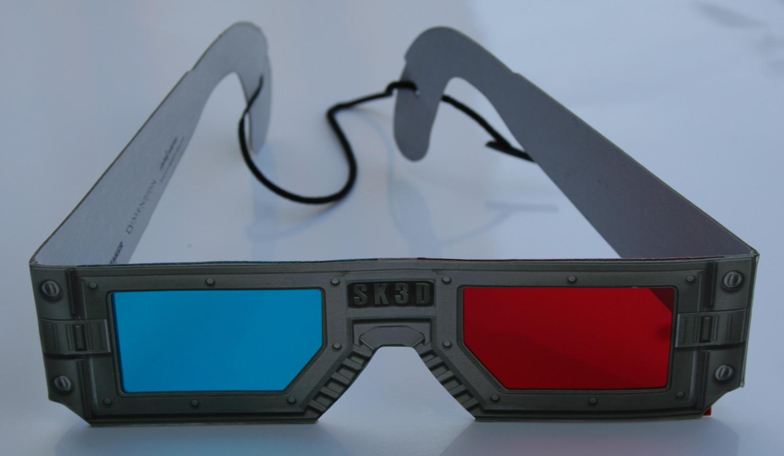 D Movie Glasses Walmart