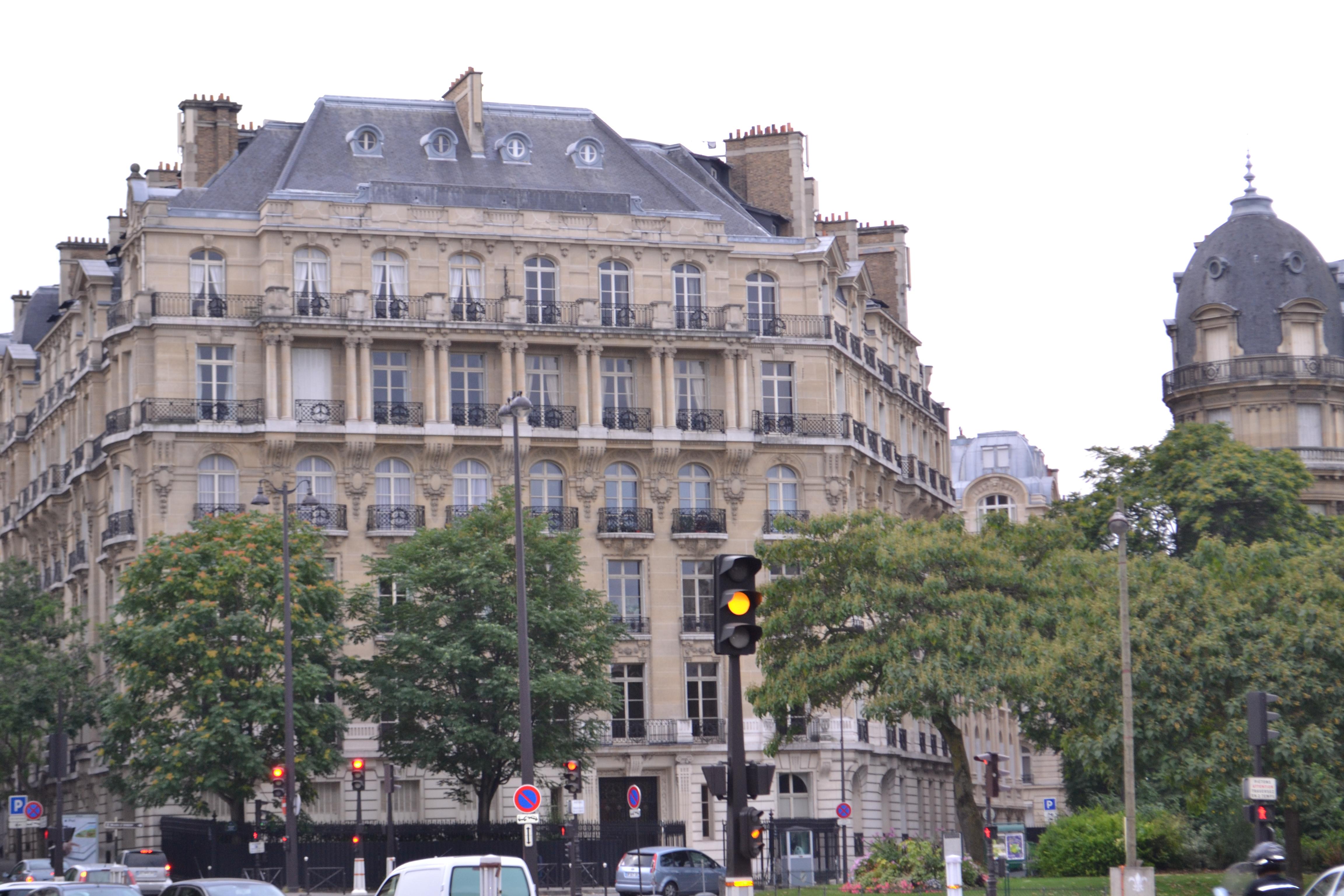 Avenue Foch - Wikipedia