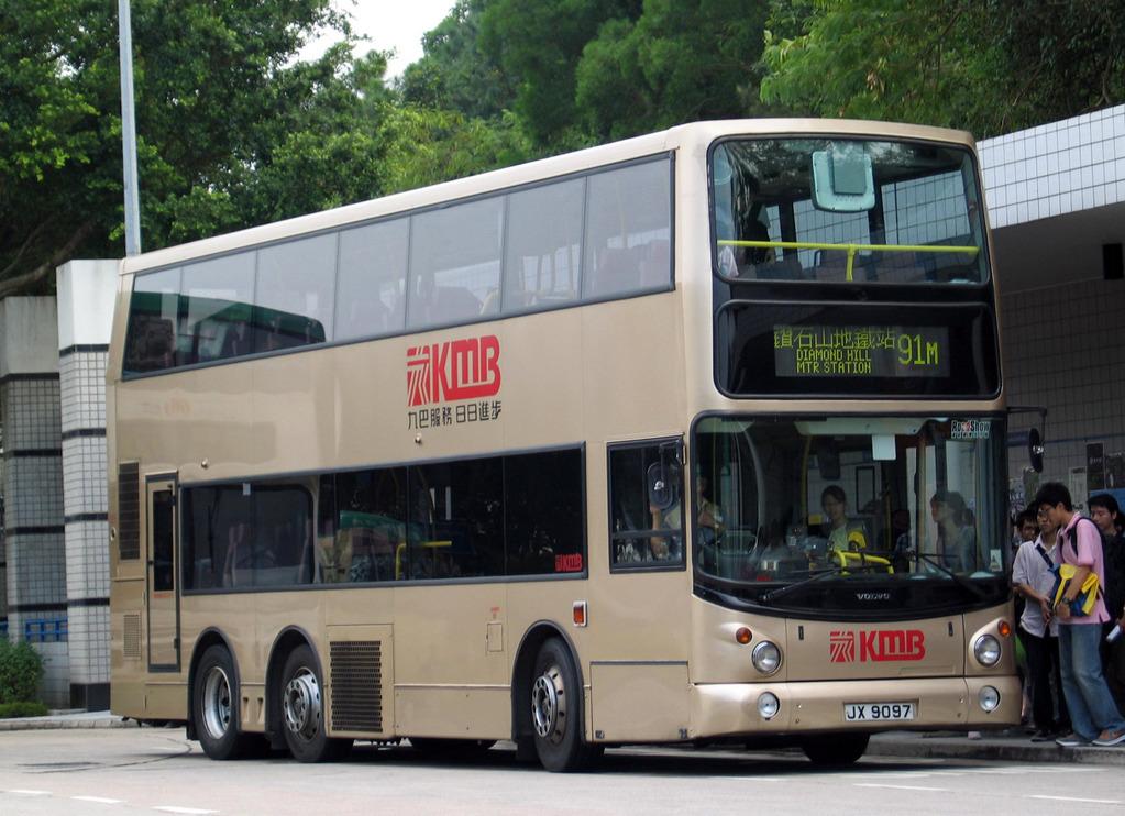 Kmb Route 91m Wikipedia