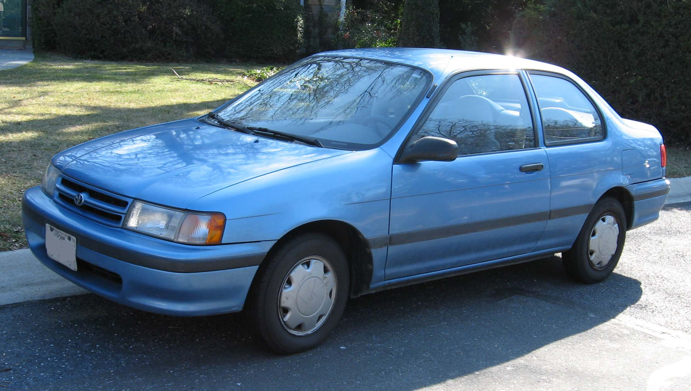File 93 94 Toyota Tercel Coupe Jpg Wikimedia Commons