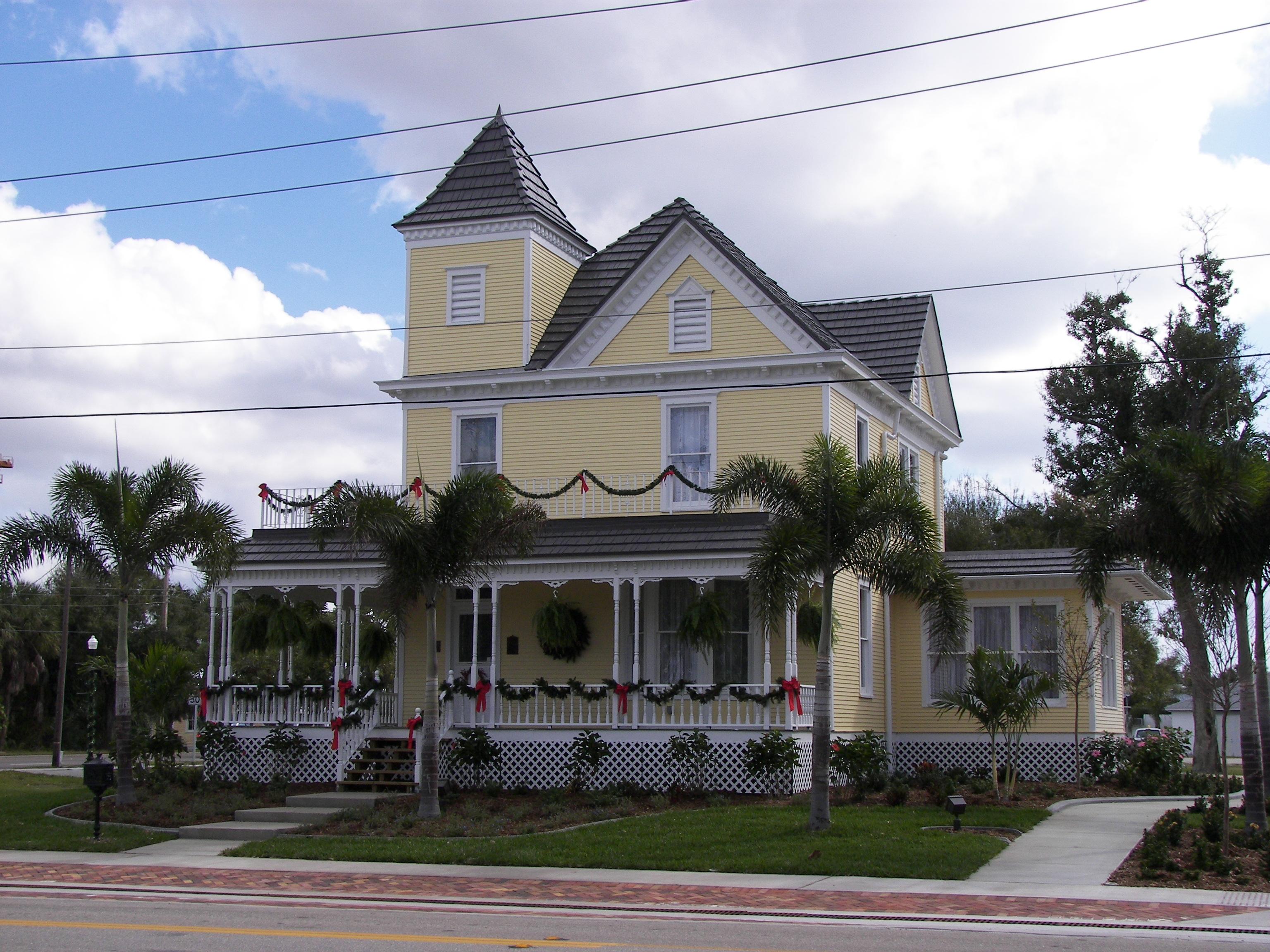 A. C. Freeman House