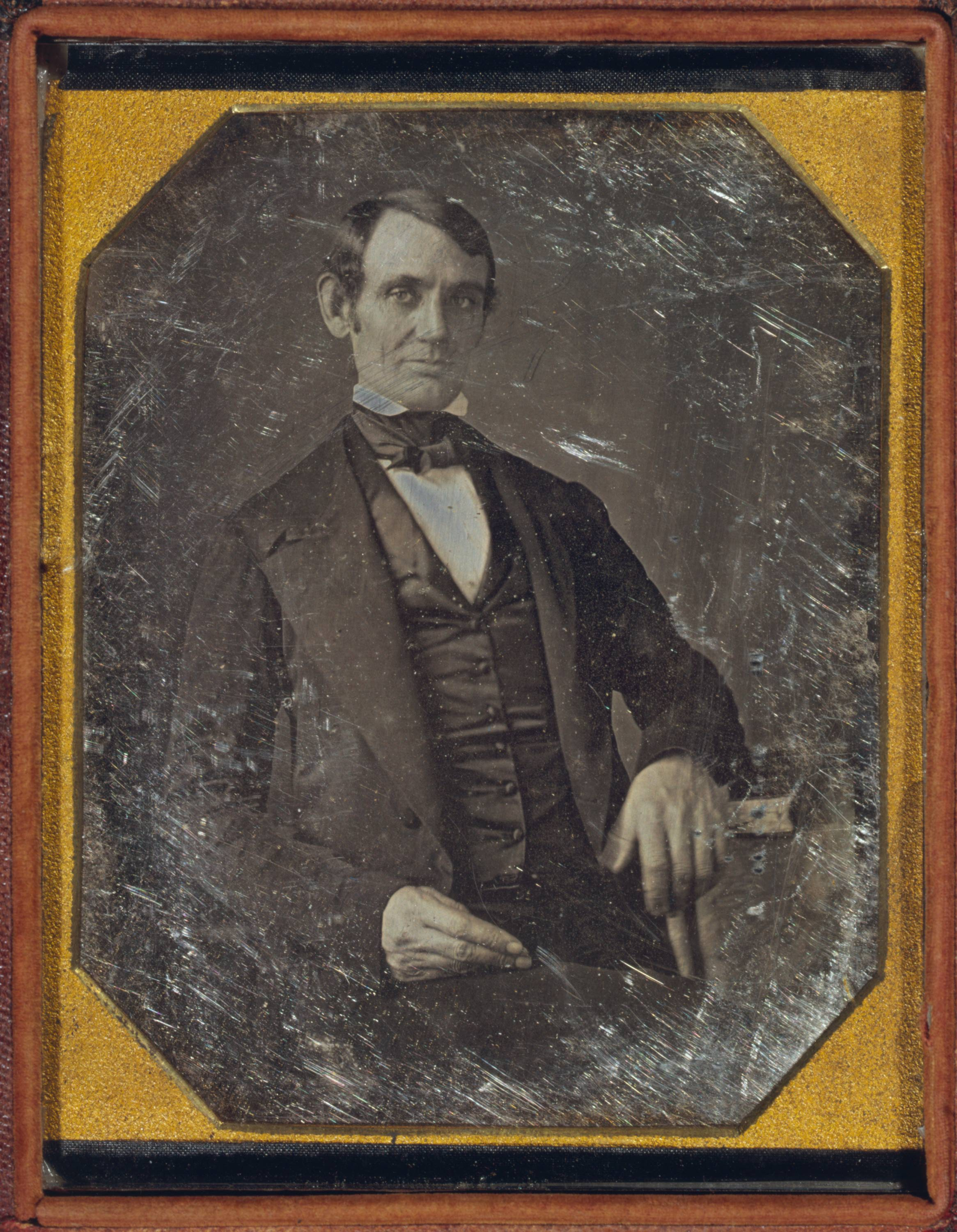 File Abraham Lincoln By Nicholas Shepherd 1846 Jpg