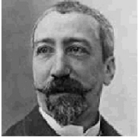 Photo de face d'Anatole France