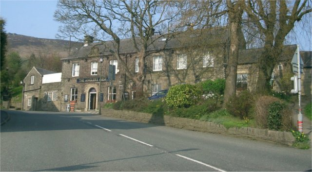 Creative Commons image of The Anglers Rest (Bamford Community Hub) in Sheffield