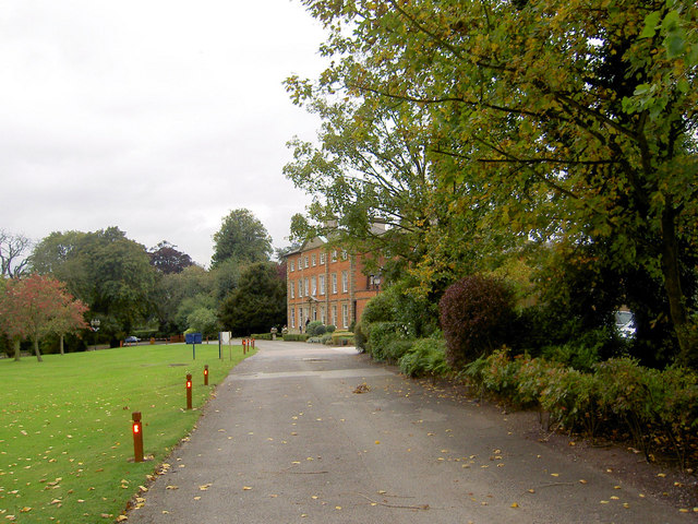 Ansty Hall Hotel - geograph.org.uk - 568715