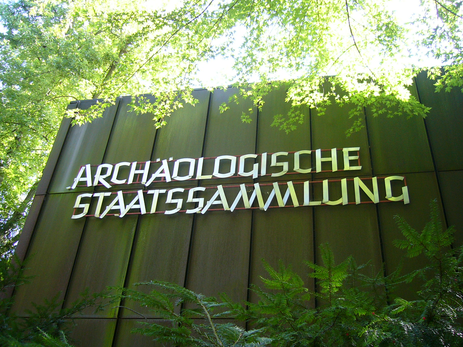 Bavarian State Archaeological Collection Wikipedia