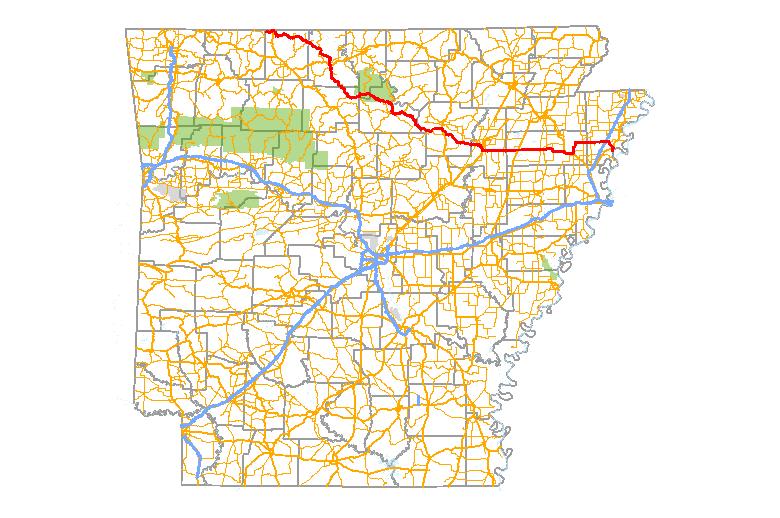 Arkansas Highway 14 - Wikipedia