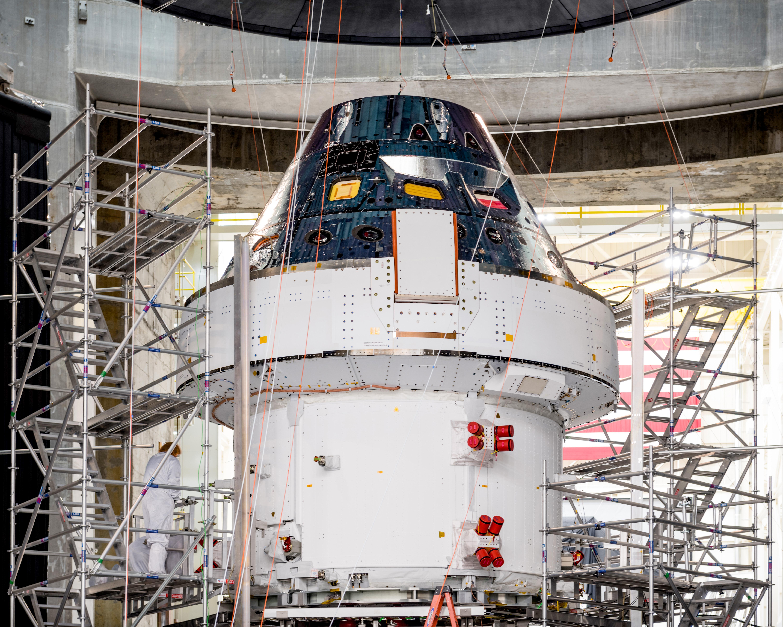 Orion Spacecraft Wikipedia