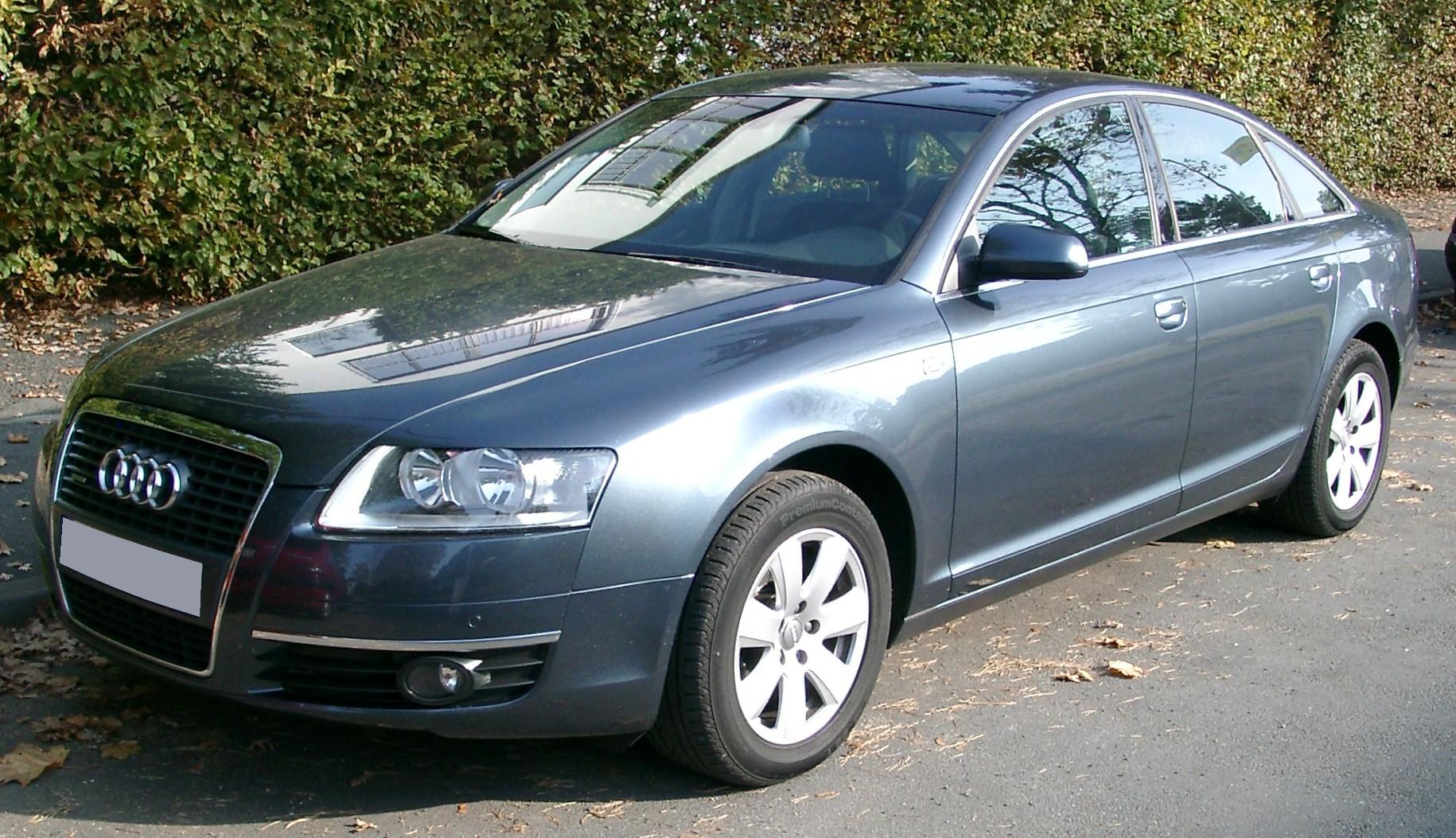 Archivo:Audi A6 front 20071011.jpg