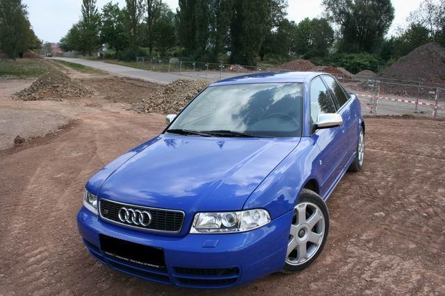 File Audi S4 B5 Nogaroblau Jpg