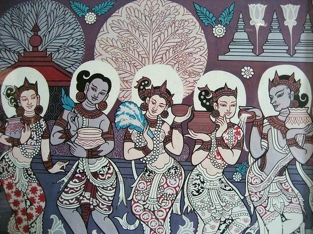 Burmese New Year Water Festival Union City