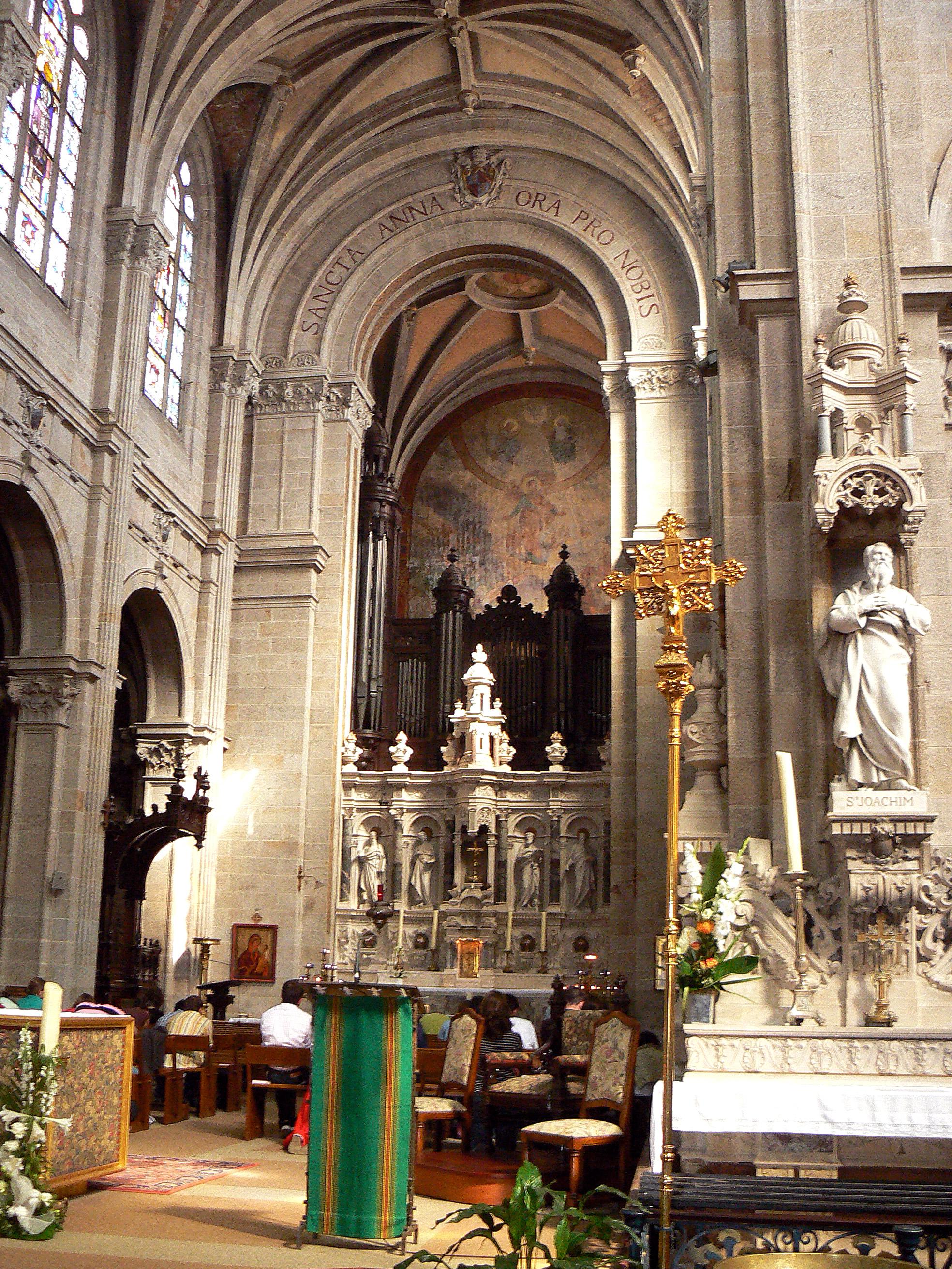 Architecte D Intérieur Auray file:basilique sainte-anne d'auray (intérieur 4)