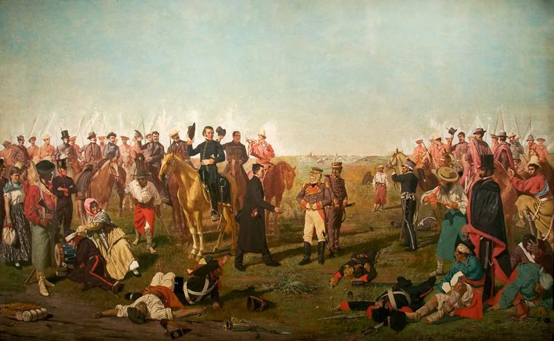 Emancipación del Pueblo Oriental Batalla_de_Las_Piedras_(17381935558)