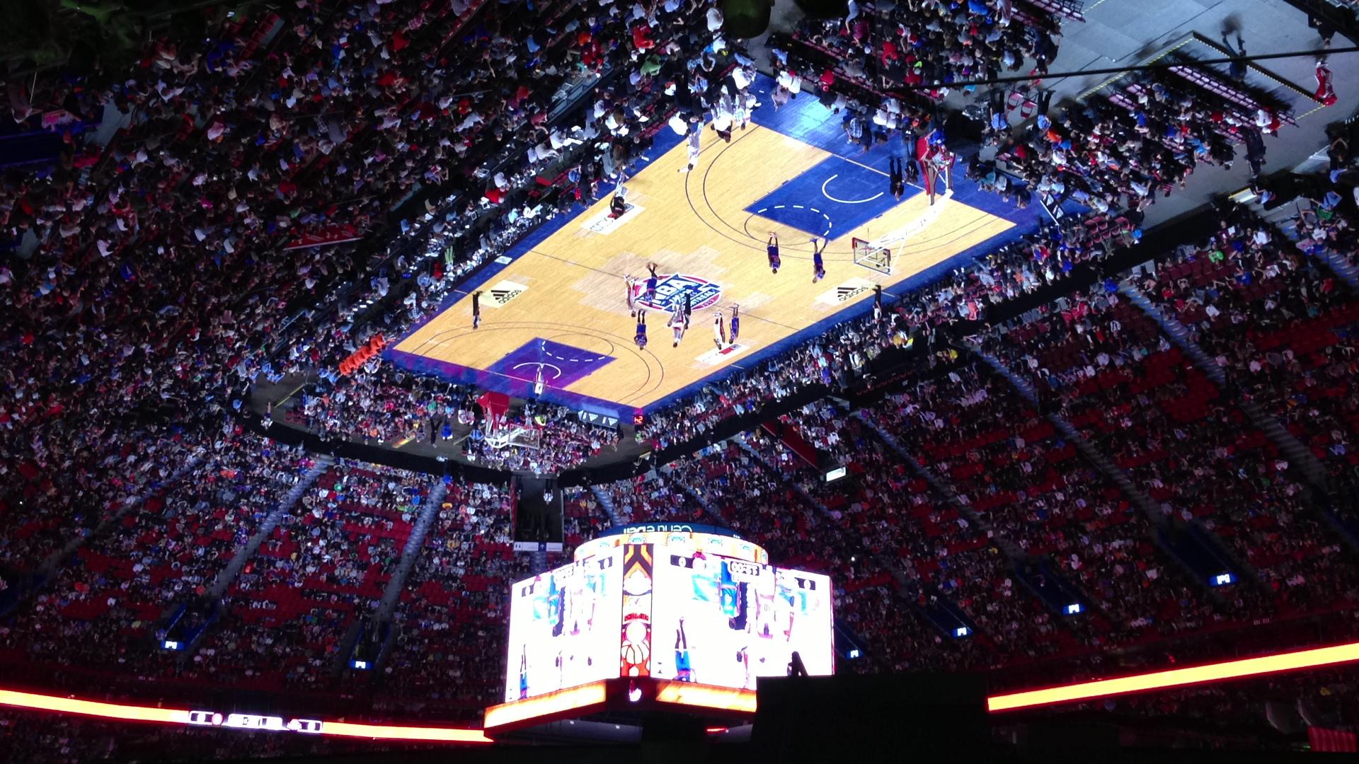Basketball Games > MyRealGames.com