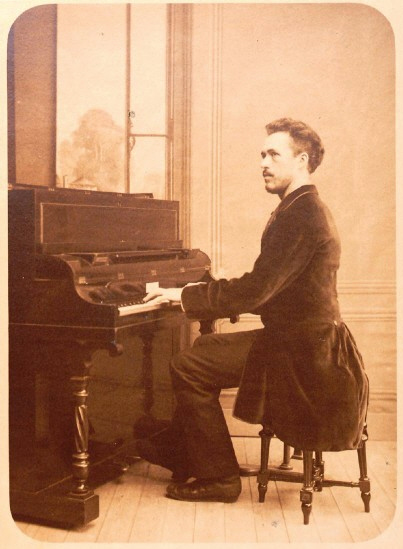 Benjamin Godard, c. 1880, Bibliothèque nationale de France