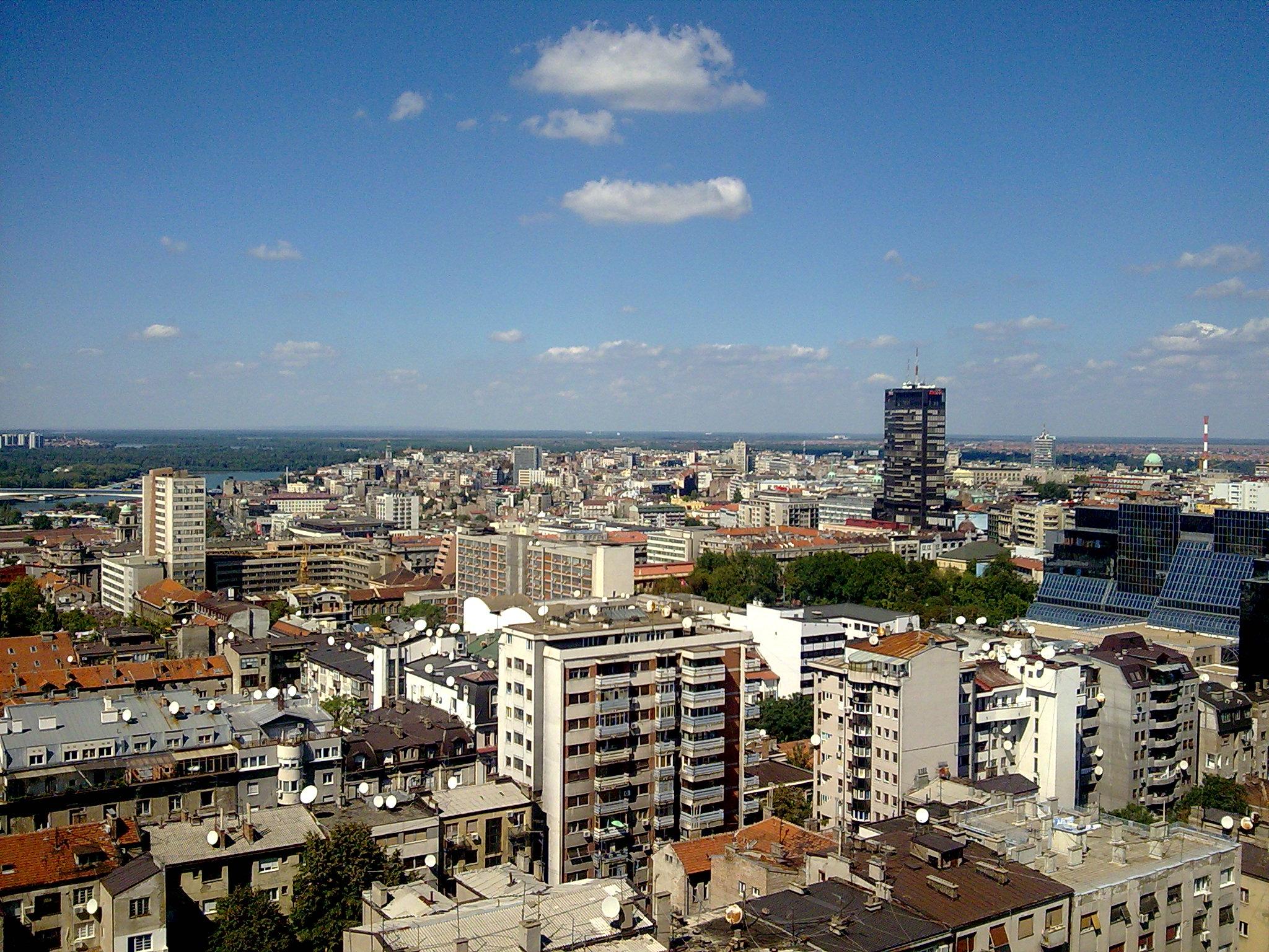 Srpski turizam - Beograd Beograd_SaTKC