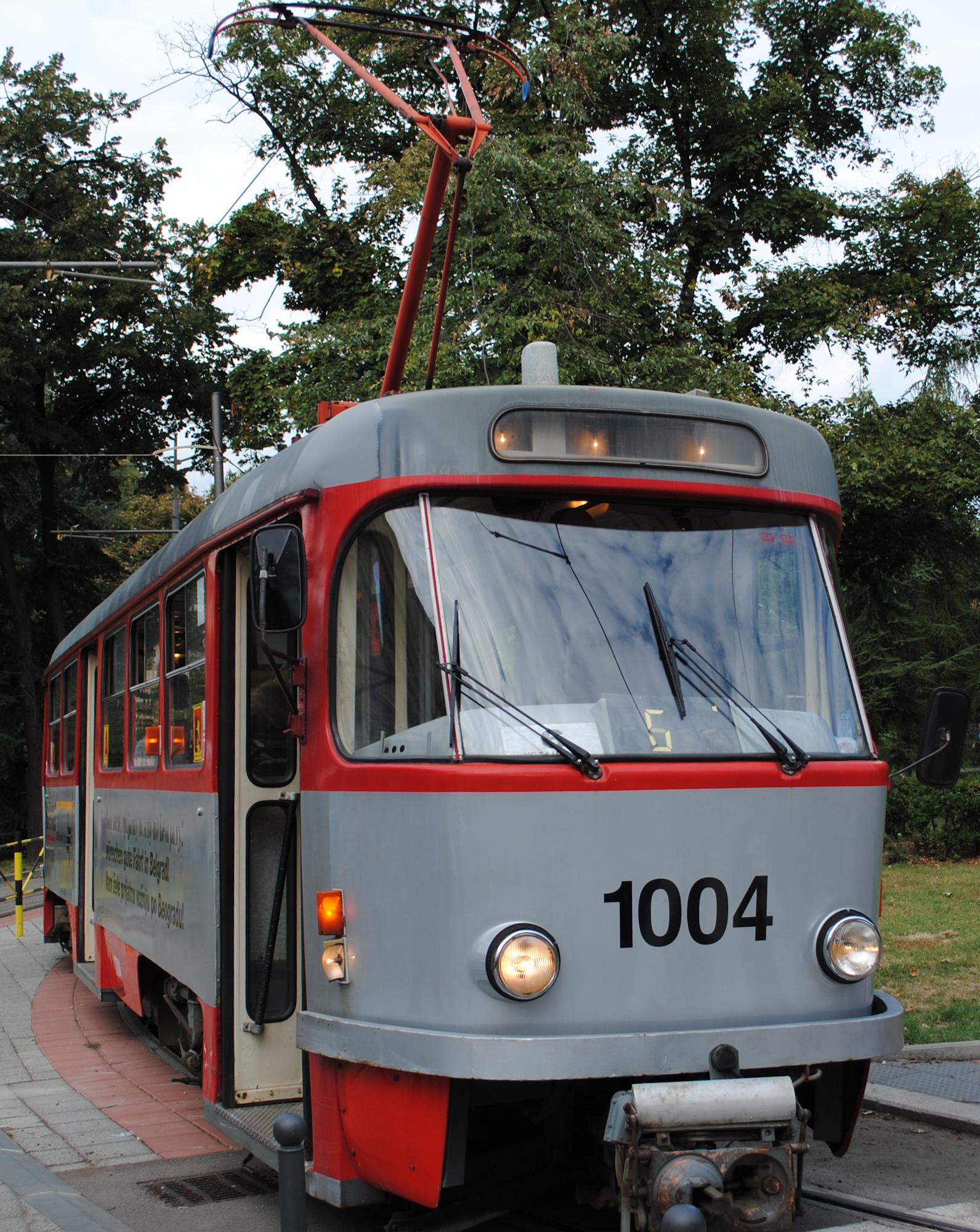 File:Beograd Tatra T4D 1004.jpg